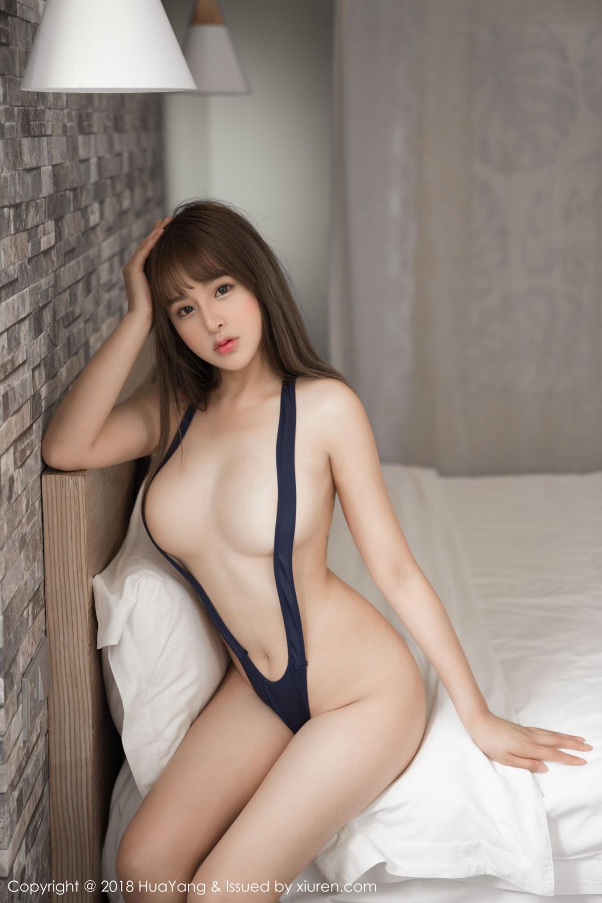 [Huayang] Vol.100 Ke Le Vicky 38P, Huang Le Ran, HuaYang