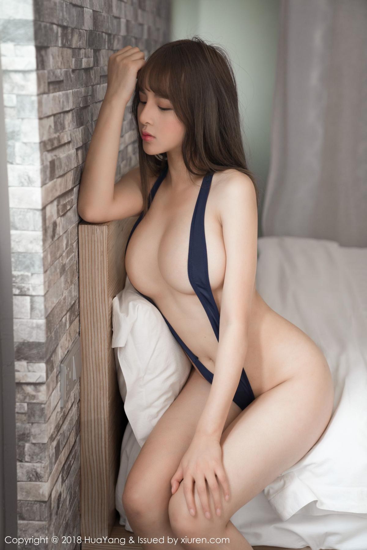 [Huayang] Vol.100 Ke Le Vicky 39P, Huang Le Ran, HuaYang