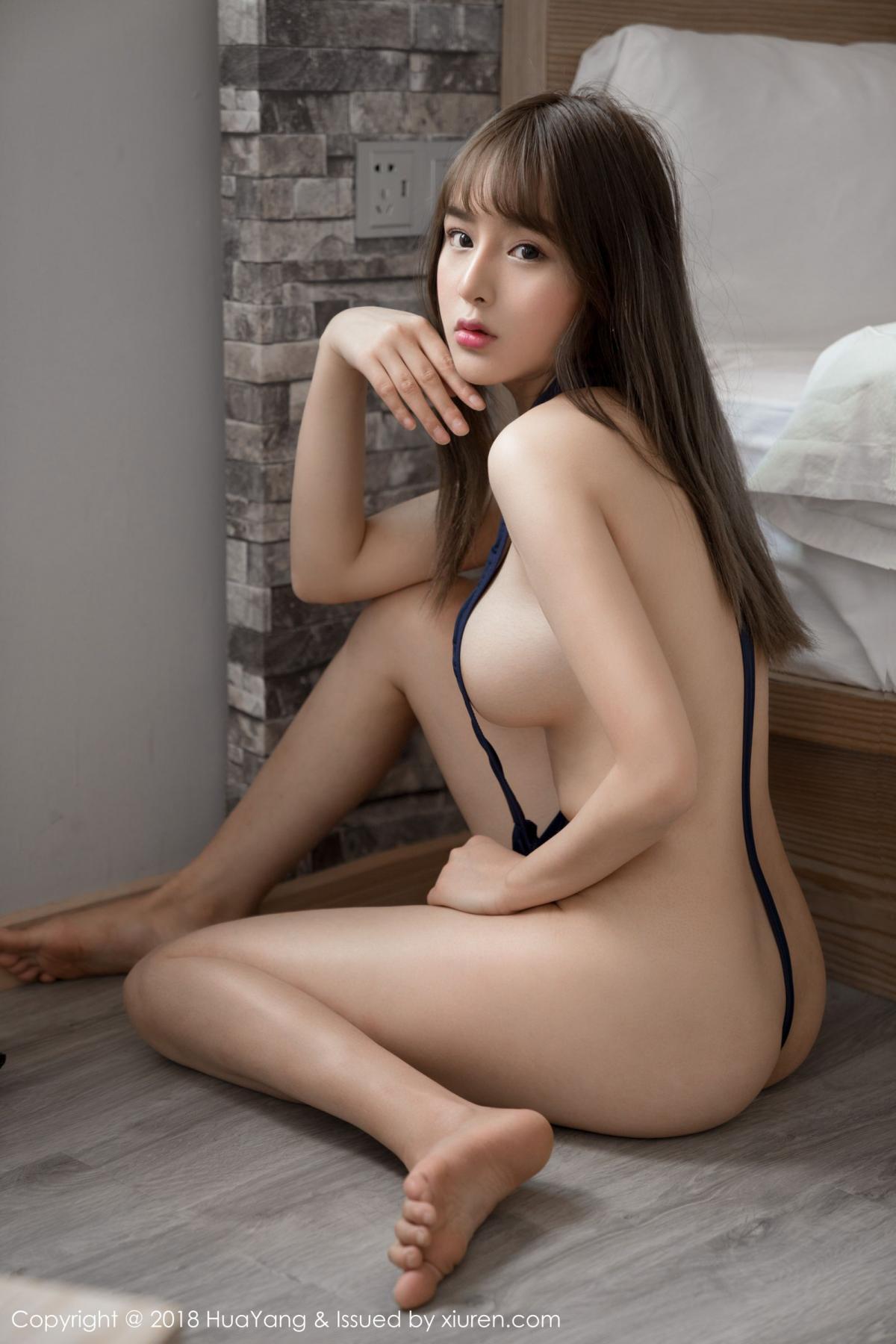 [Huayang] Vol.100 Ke Le Vicky 4P, Huang Le Ran, HuaYang