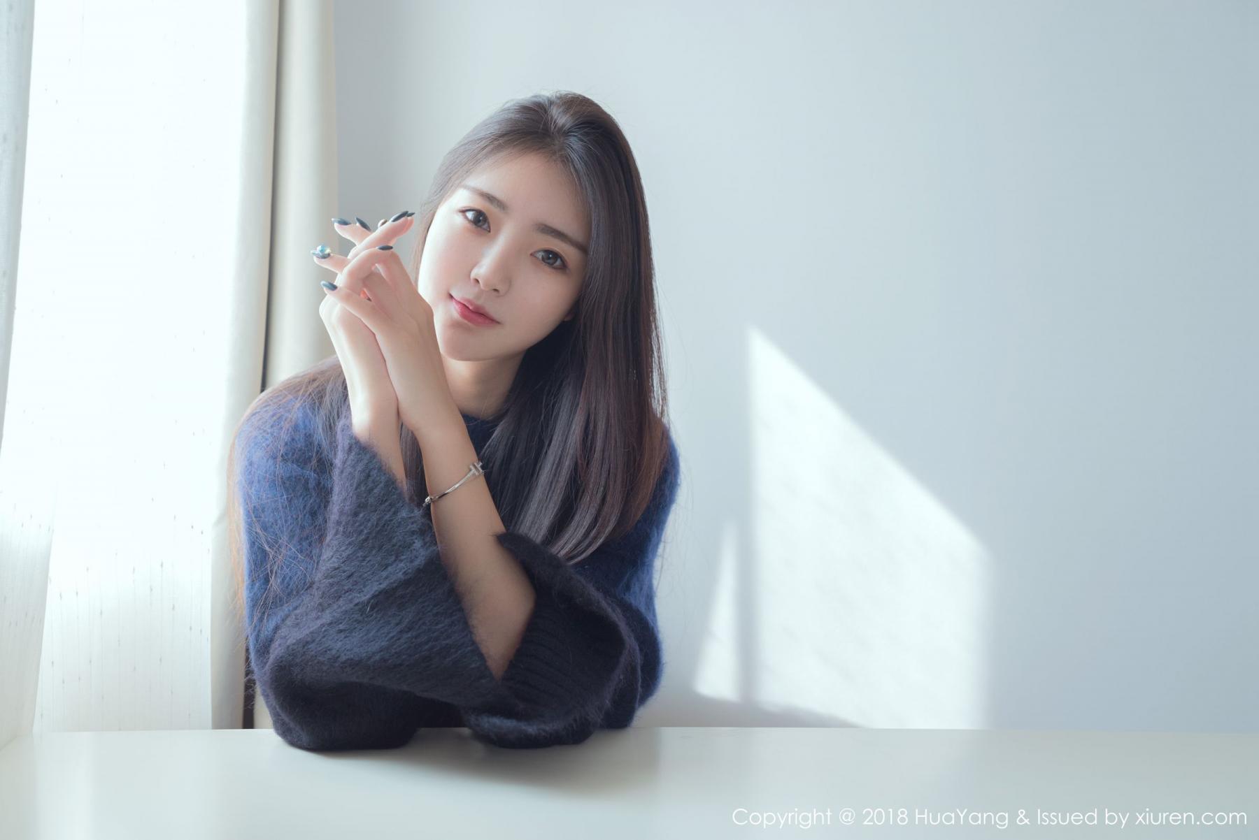 [Huayang] Vol.100 Ke Le Vicky 52P, Huang Le Ran, HuaYang