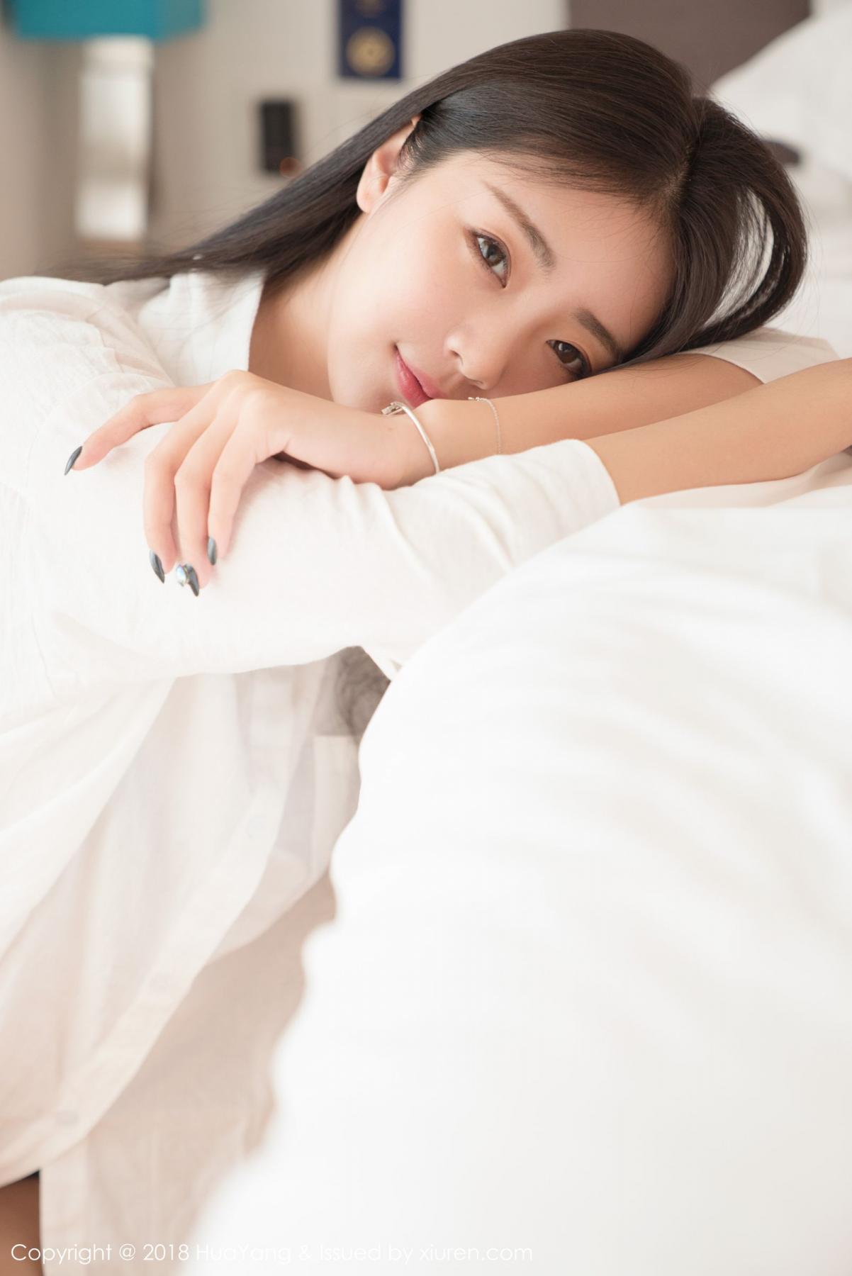 [Huayang] Vol.100 Ke Le Vicky 55P, Huang Le Ran, HuaYang