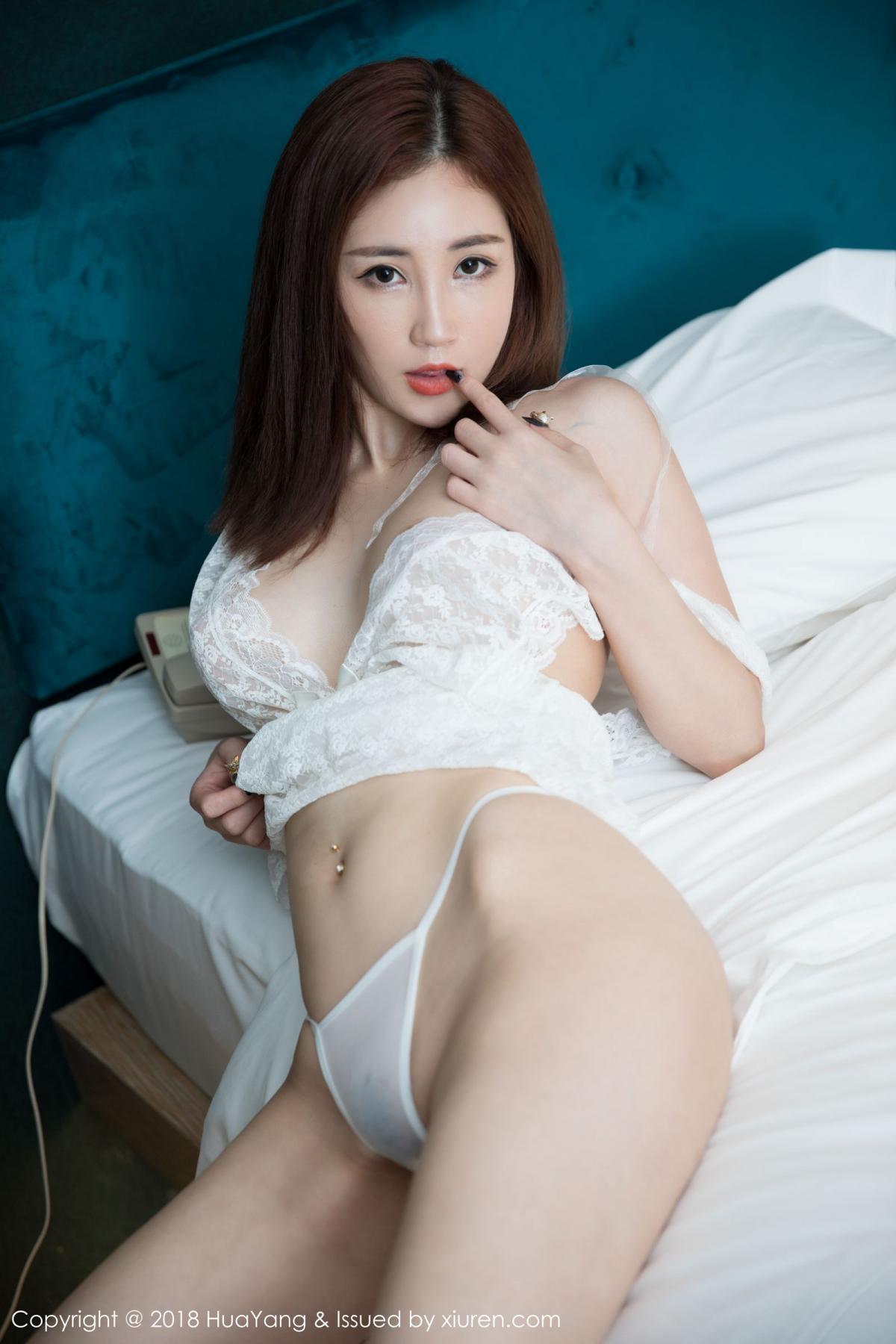 [Huayang] Vol.100 Ke Le Vicky 86P, Huang Le Ran, HuaYang