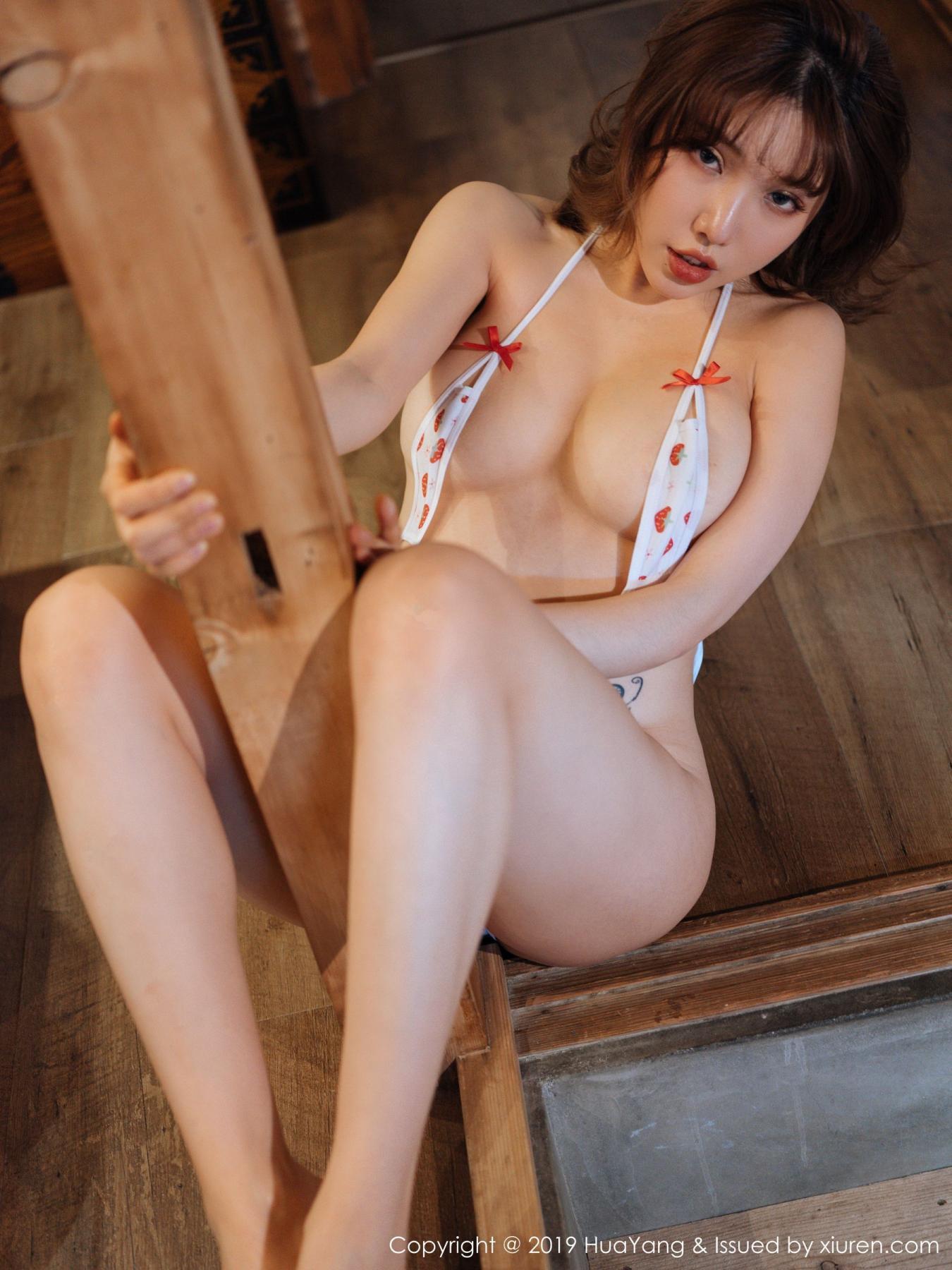 [Huayang] Vol.105 Huang Le Ran 2P, Bikini, Huang Le Ran, HuaYang
