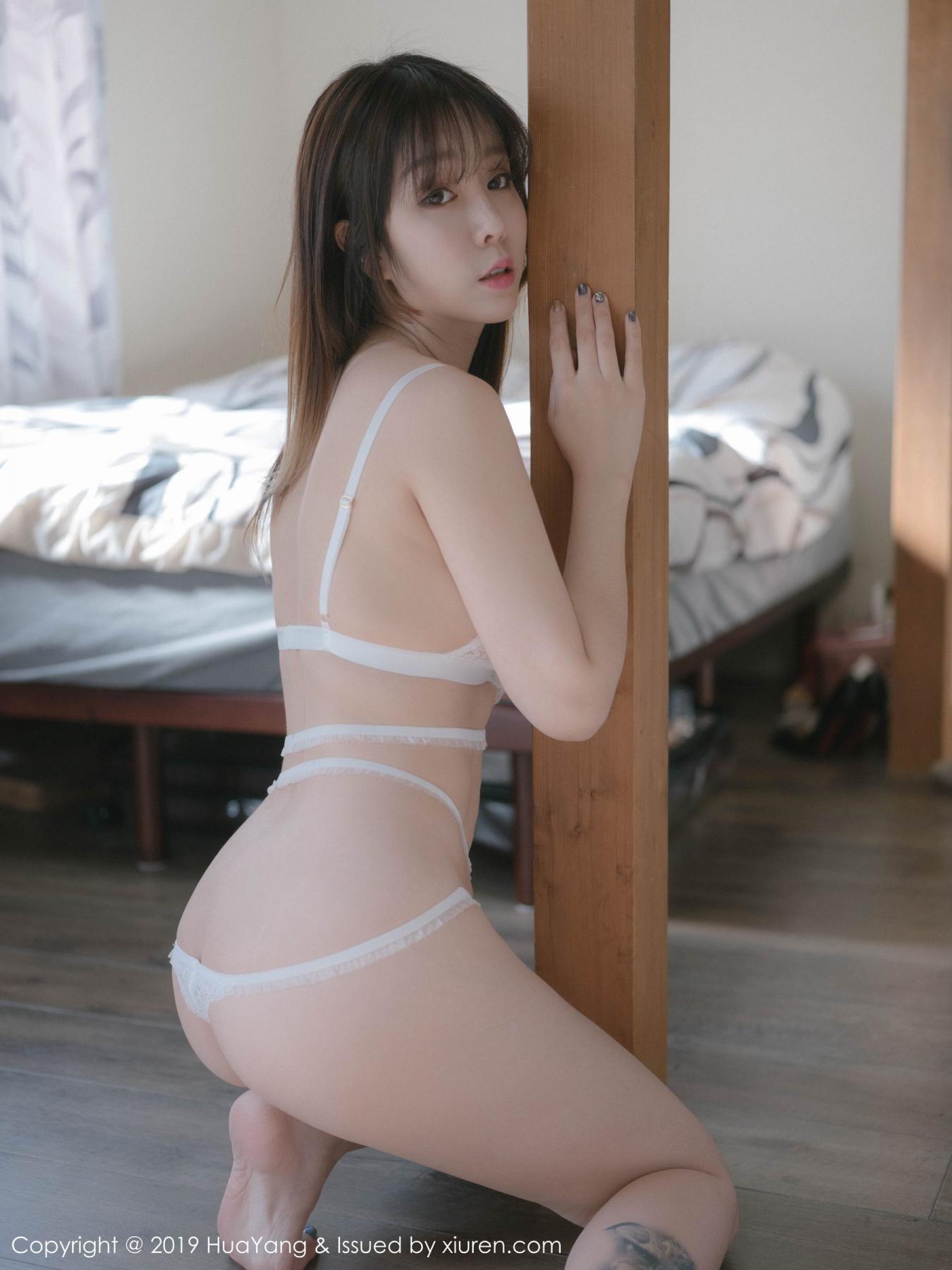 [Huayang] Vol.120 Wang Yu Chun 3P, Adult, Big Booty, HuaYang, Underwear, Wang Yu Chun