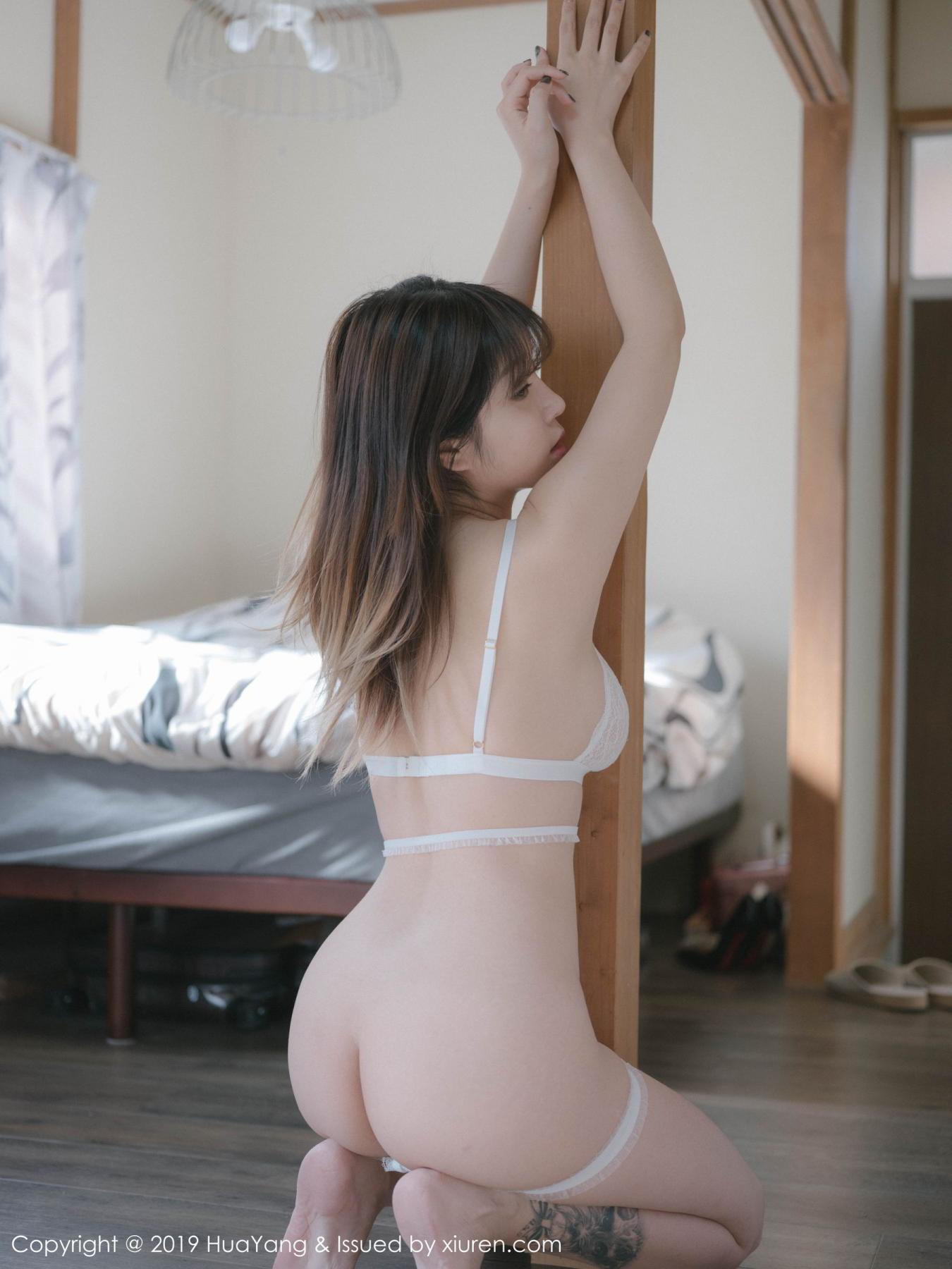 [Huayang] Vol.120 Wang Yu Chun 7P, Adult, Big Booty, HuaYang, Underwear, Wang Yu Chun