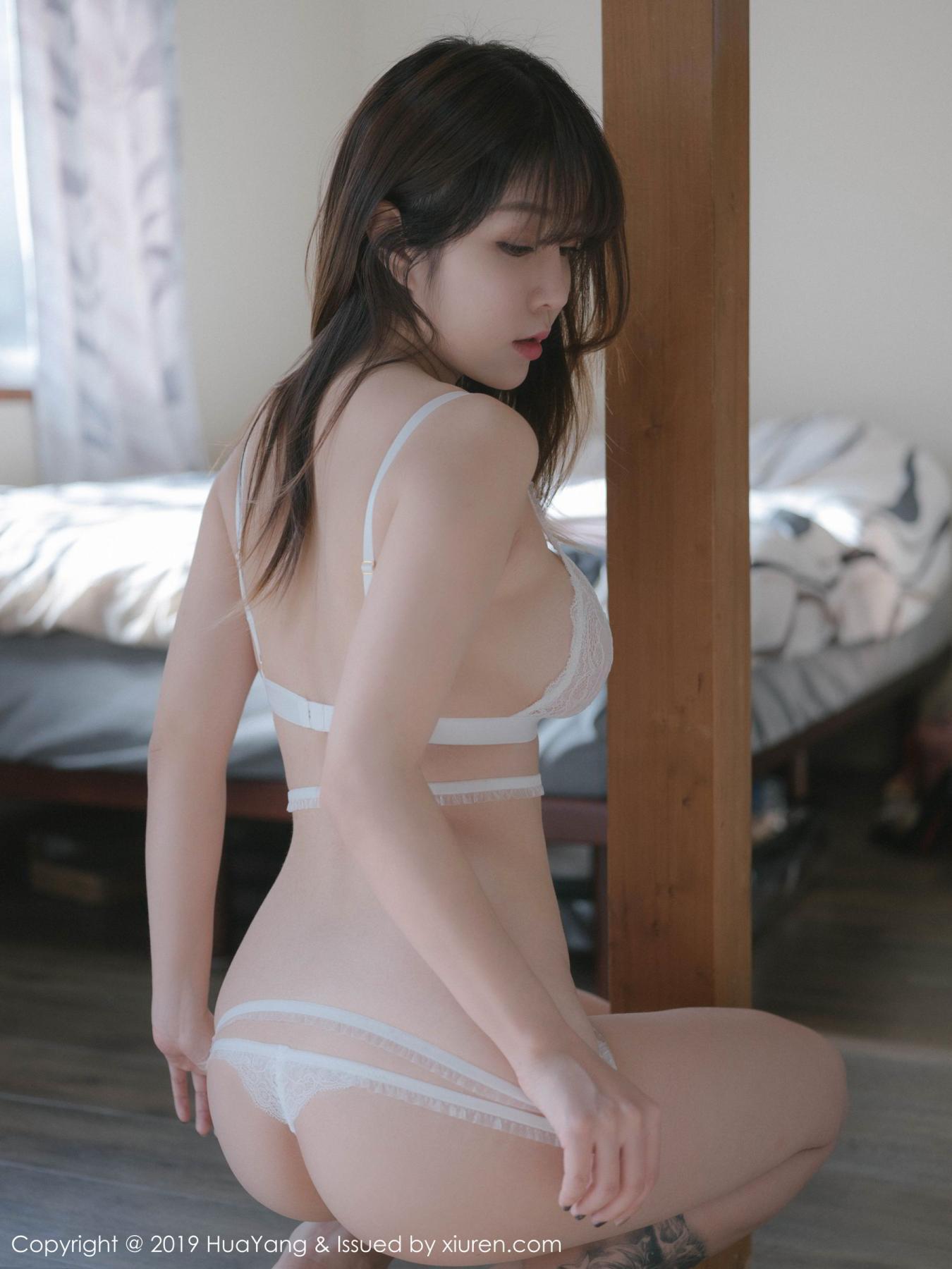 [Huayang] Vol.120 Wang Yu Chun 8P, Adult, Big Booty, HuaYang, Underwear, Wang Yu Chun