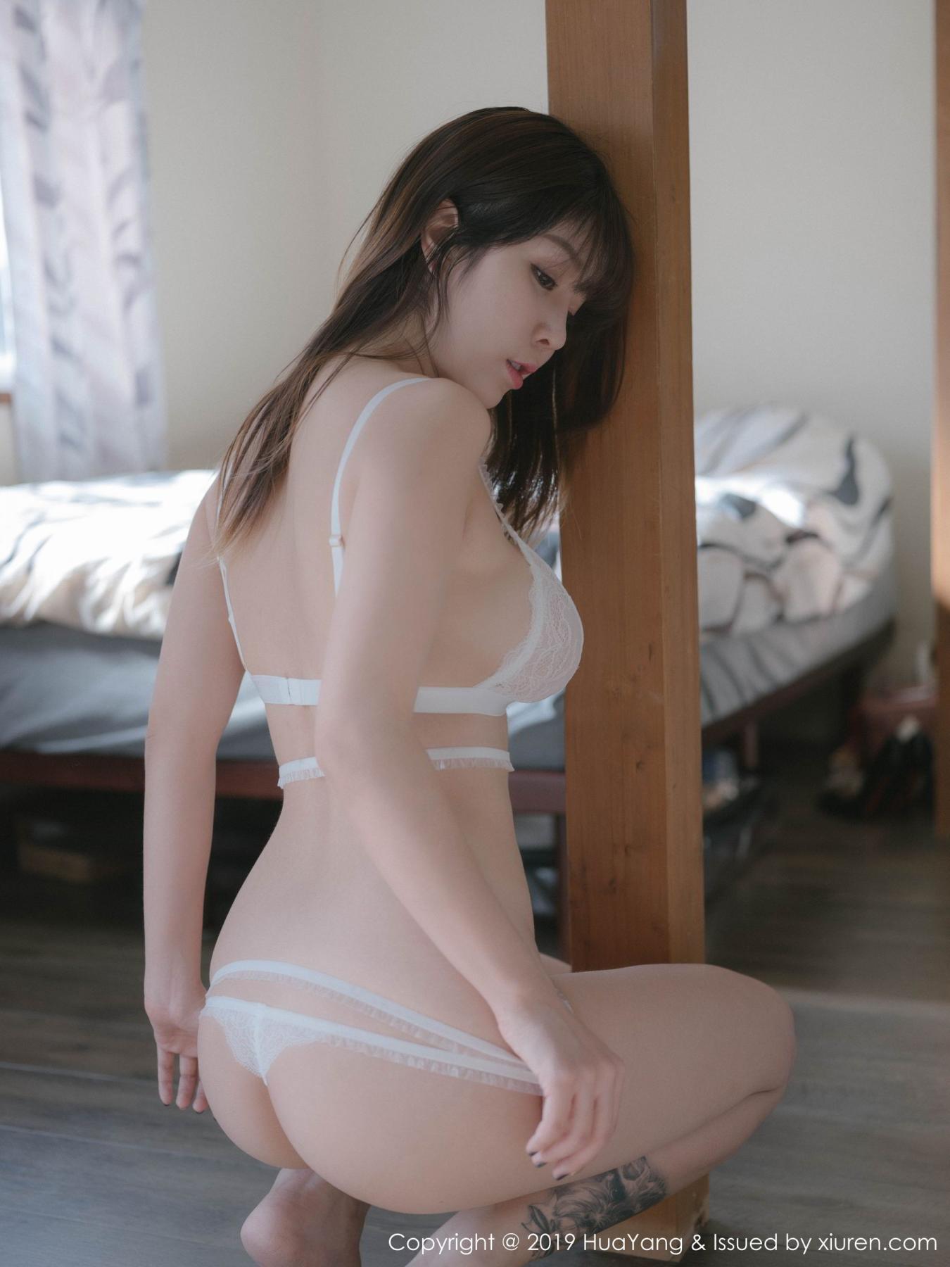[Huayang] Vol.120 Wang Yu Chun 9P, Adult, Big Booty, HuaYang, Underwear, Wang Yu Chun