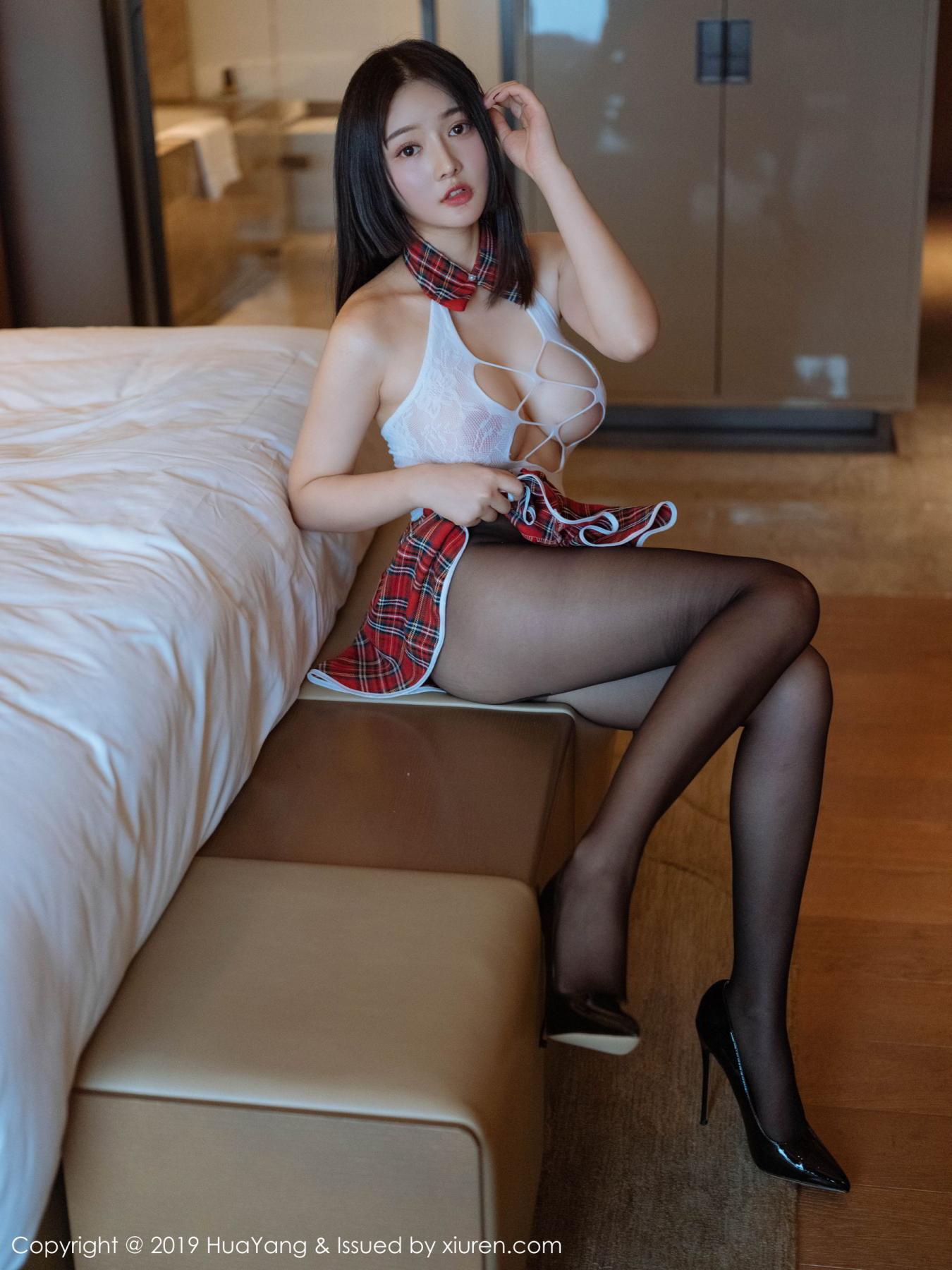 [Huayang] Vol.122 Bride Tang Wan Er 11P, HuaYang, Tang Wan Er, Underwear