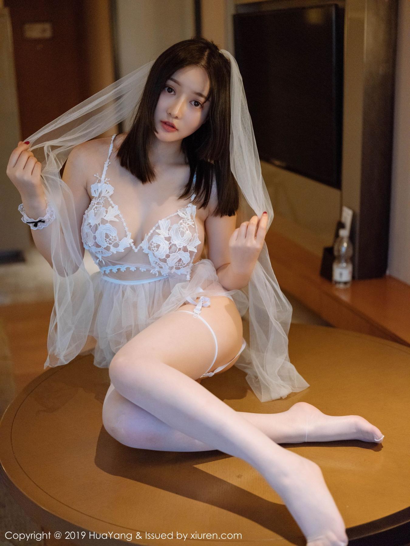[Huayang] Vol.122 Bride Tang Wan Er 28P, HuaYang, Tang Wan Er, Underwear