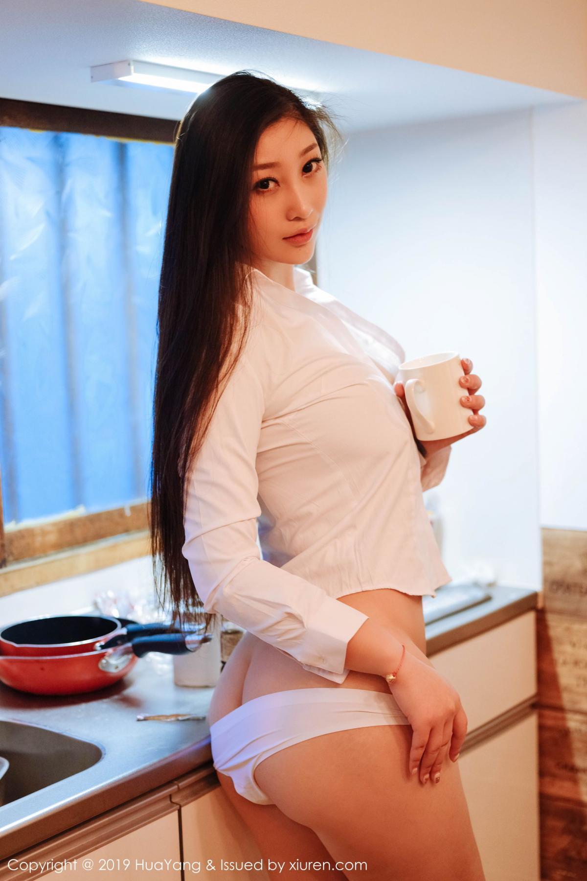 [Huayang] Vol.125 lemon 38P, Da Ji Toxic, HuaYang