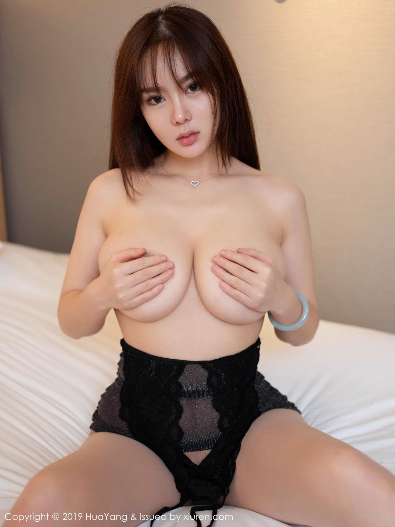 [Huayang] Vol.128 Yi Yang 3P, Adult, HuaYang, Yi Yang