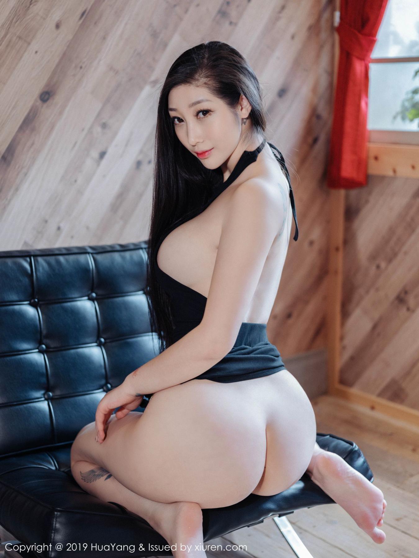 [Huayang] Vol.129 Da Ji Toxic 14P, Big Booty, Da Ji Toxic, HuaYang