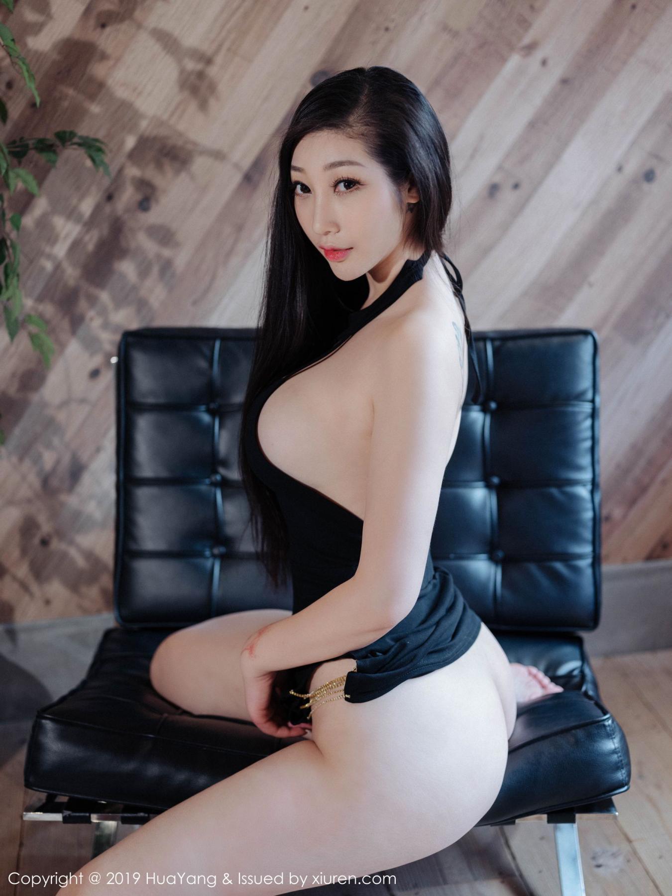 [Huayang] Vol.129 Da Ji Toxic 16P, Big Booty, Da Ji Toxic, HuaYang