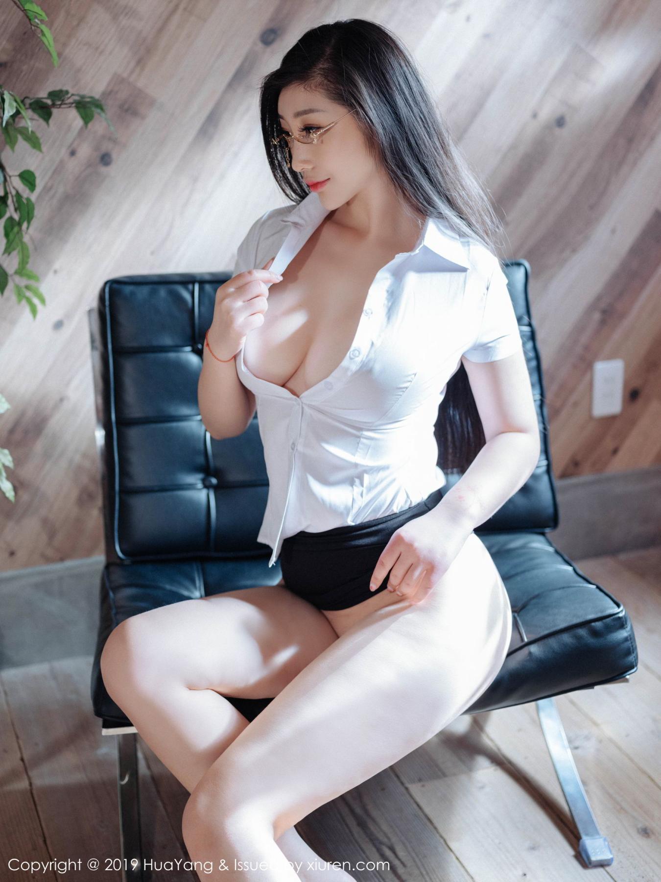 [Huayang] Vol.129 Da Ji Toxic 1P, Big Booty, Da Ji Toxic, HuaYang