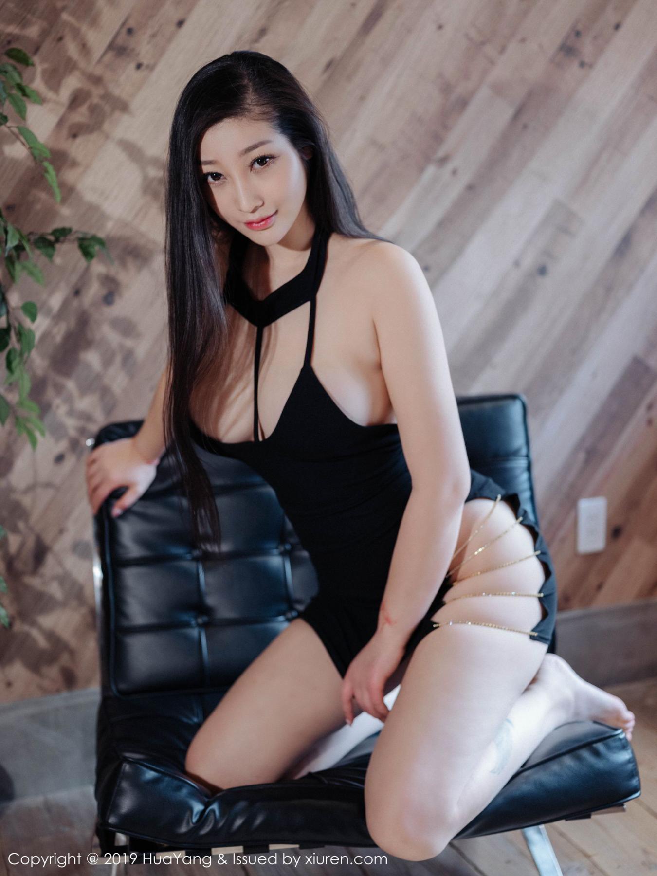 [Huayang] Vol.129 Da Ji Toxic 20P, Big Booty, Da Ji Toxic, HuaYang