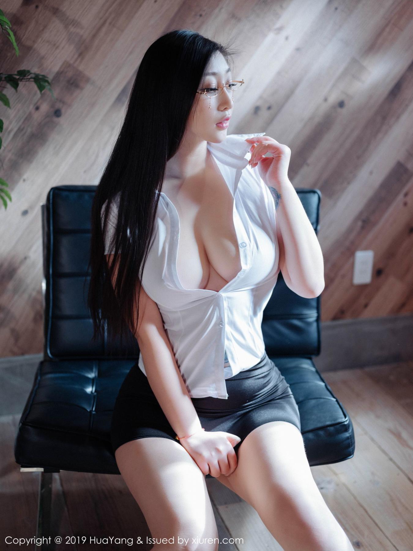 [Huayang] Vol.129 Da Ji Toxic 26P, Big Booty, Da Ji Toxic, HuaYang
