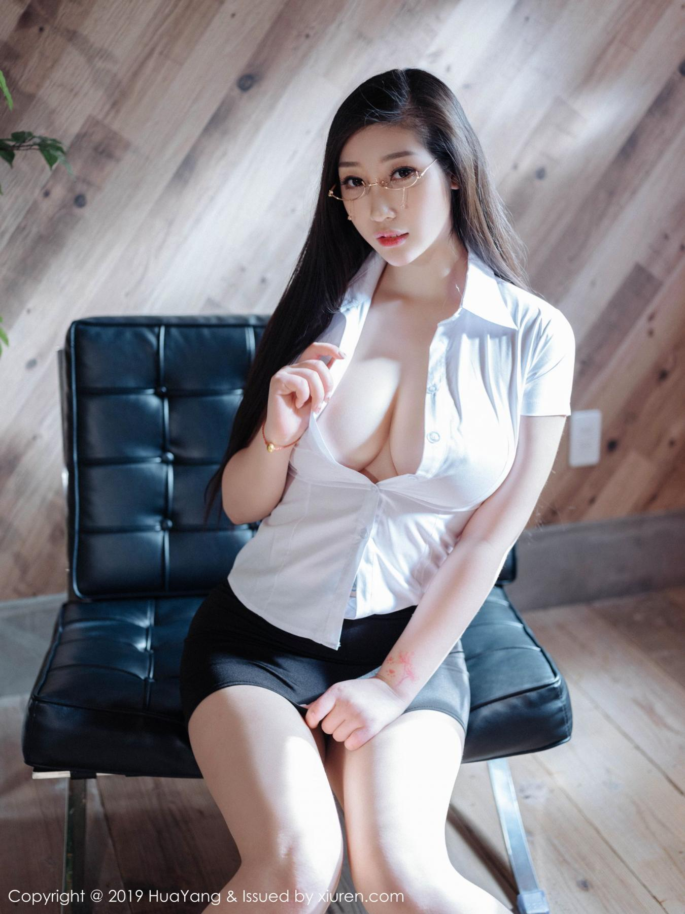 [Huayang] Vol.129 Da Ji Toxic 27P, Big Booty, Da Ji Toxic, HuaYang