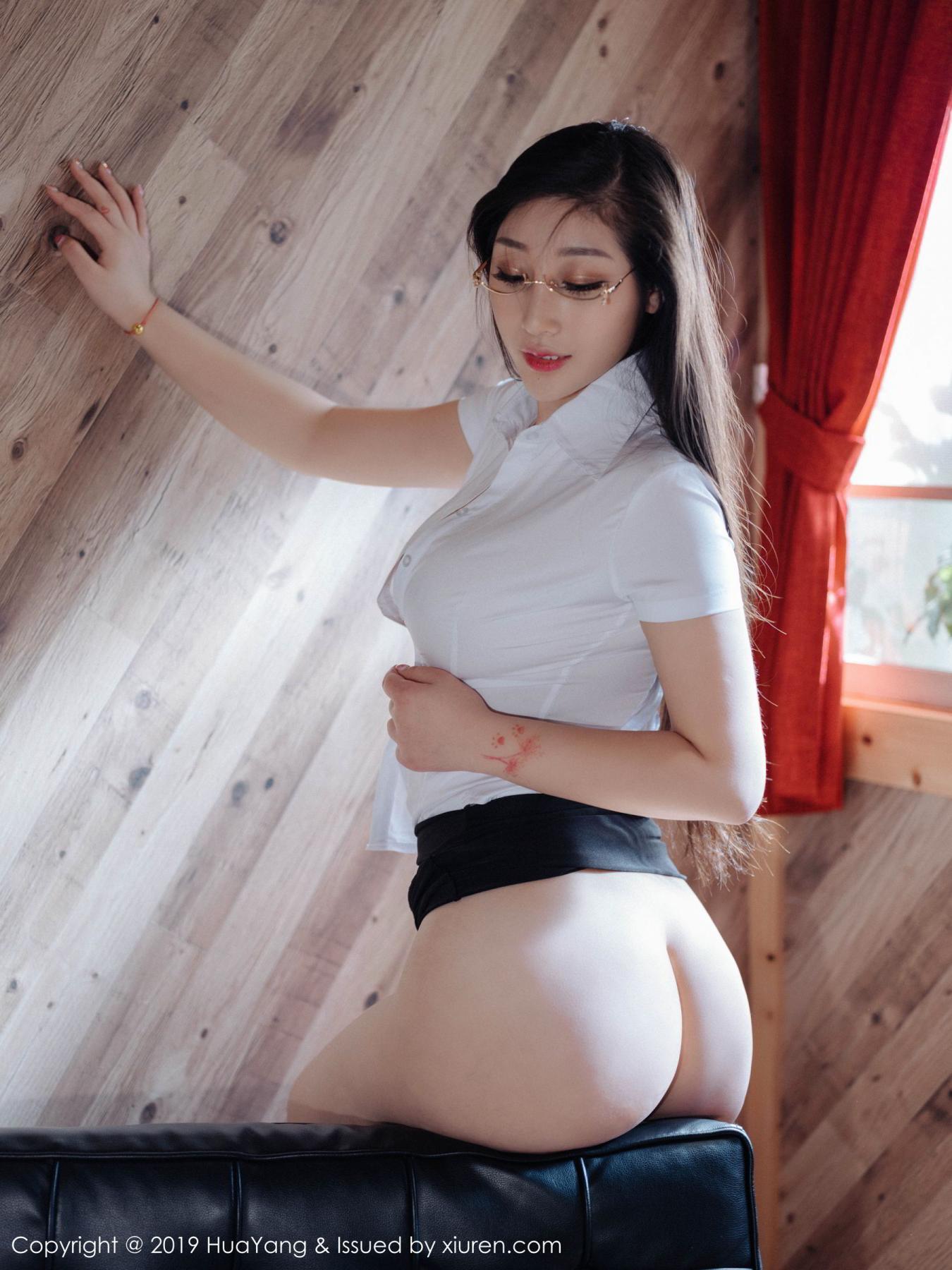 [Huayang] Vol.129 Da Ji Toxic 39P, Big Booty, Da Ji Toxic, HuaYang