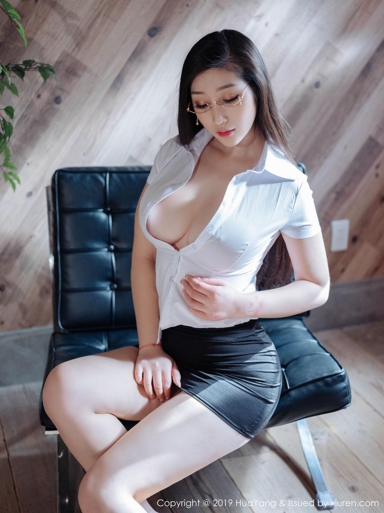 [Huayang] Vol.129 Da Ji Toxic 5P, Big Booty, Da Ji Toxic, HuaYang