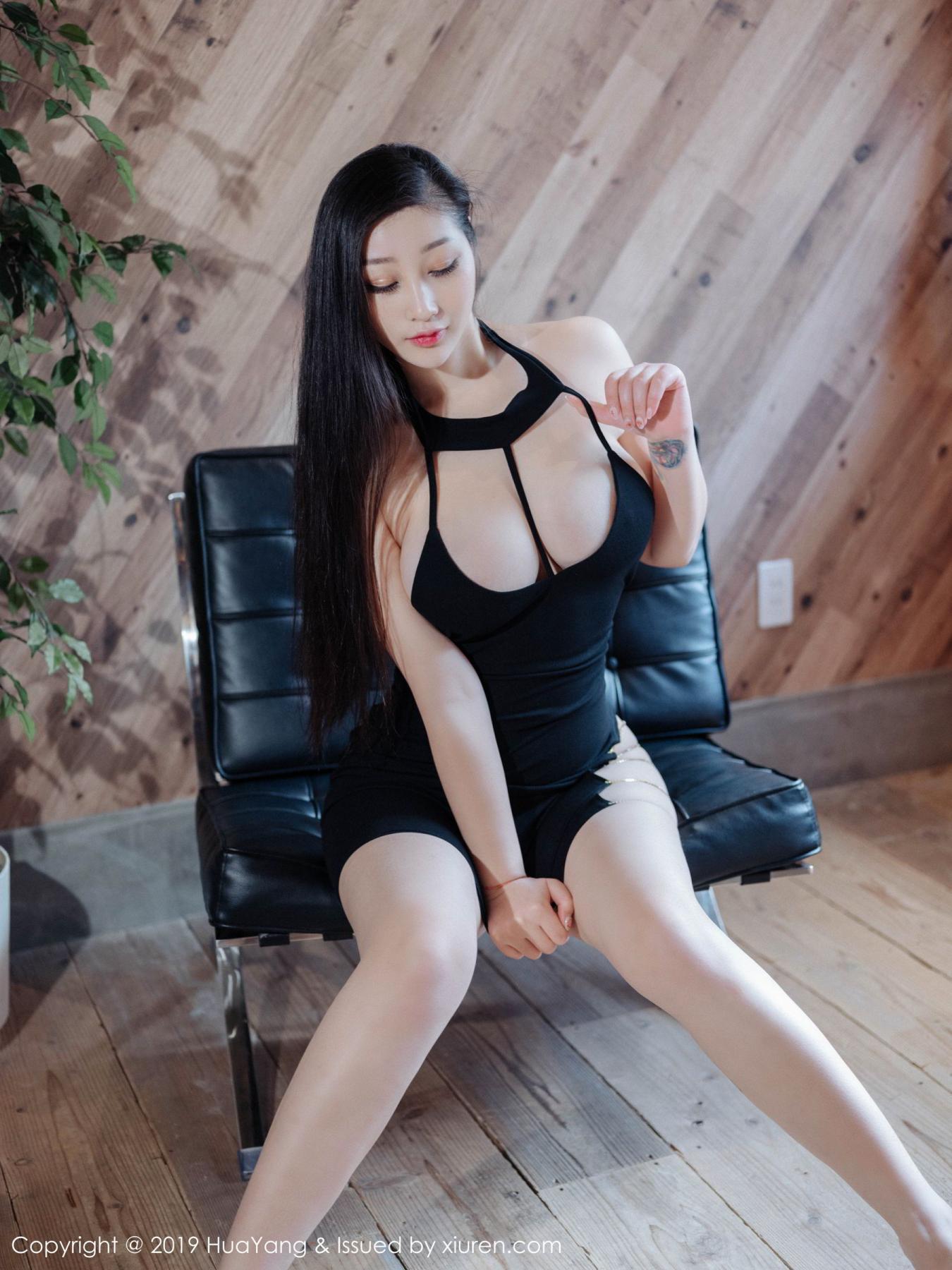 [Huayang] Vol.129 Da Ji Toxic 9P, Big Booty, Da Ji Toxic, HuaYang