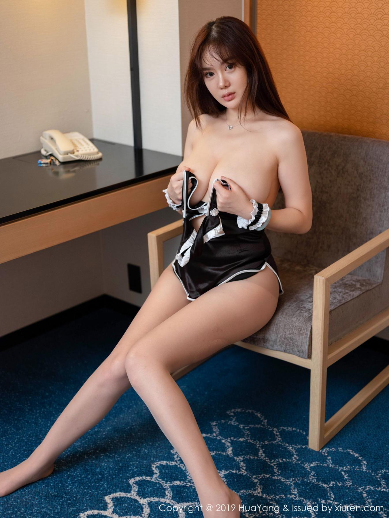 [Huayang] Vol.131 Yi Yang 31P, Adult, Cheongsam, HuaYang, Yi Yang