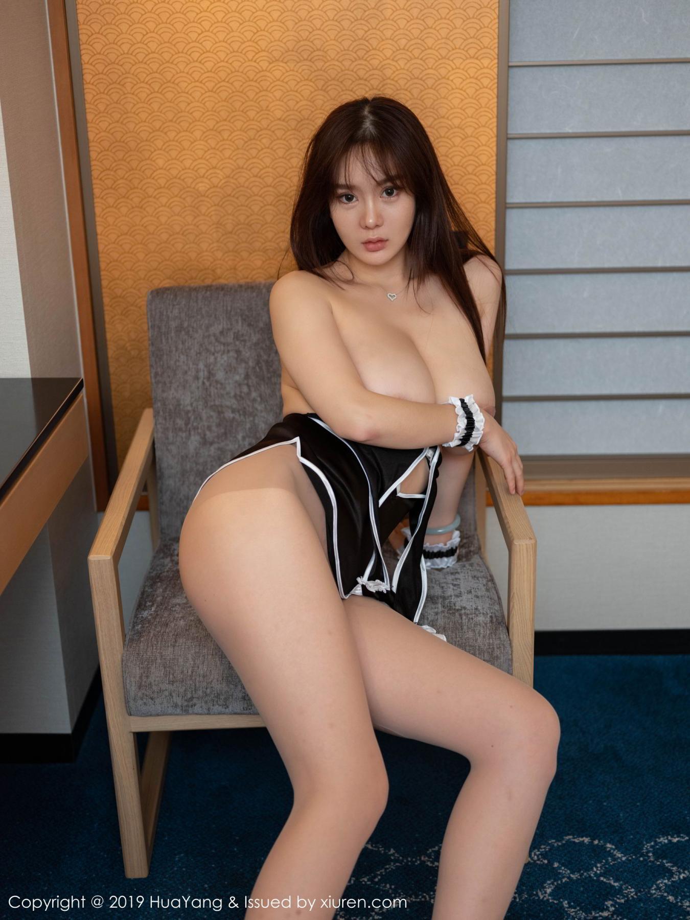 [Huayang] Vol.131 Yi Yang 35P, Adult, Cheongsam, HuaYang, Yi Yang
