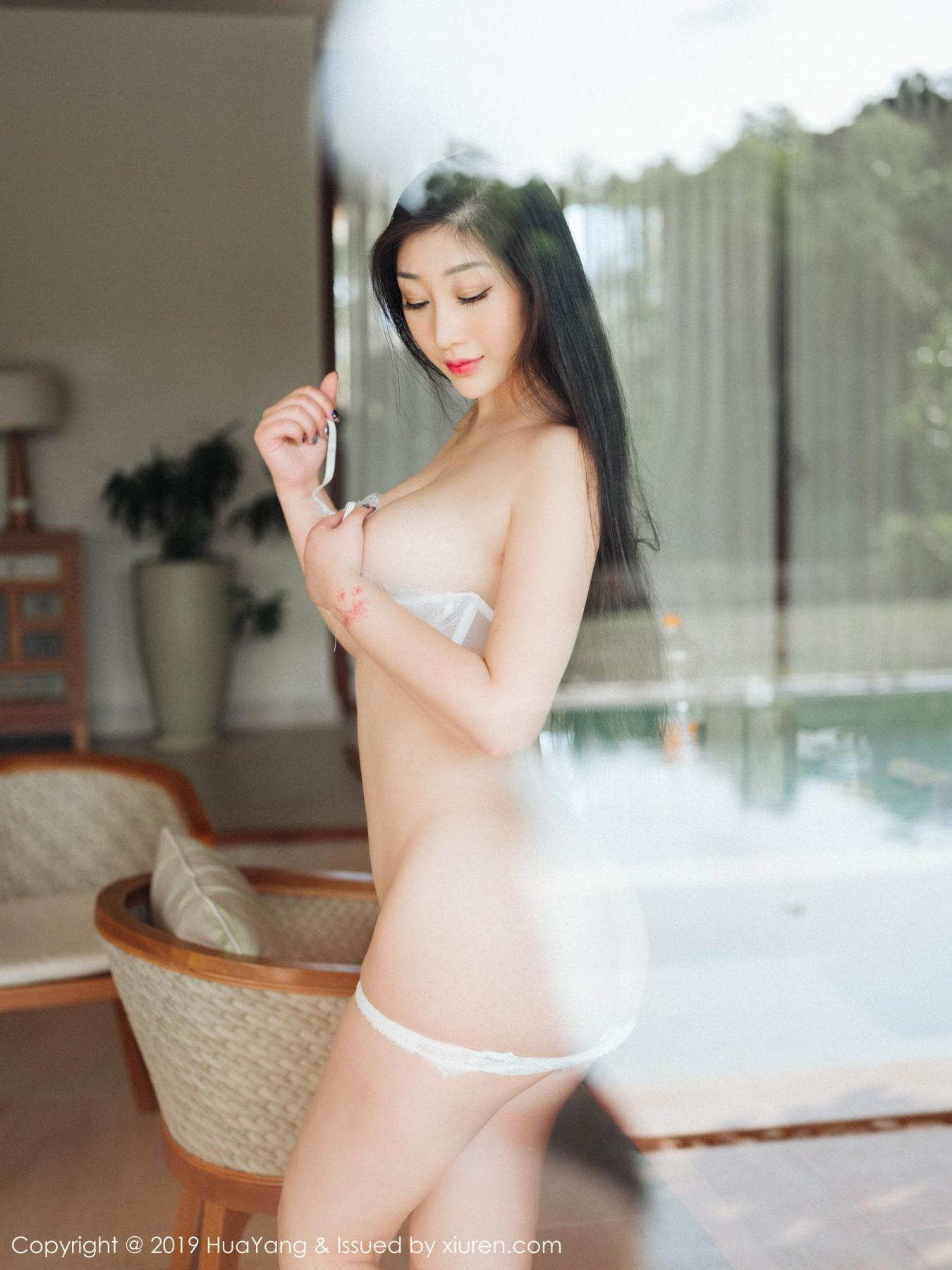 [Huayang] Vol.132 Da Ji Toxic 21P, Adult, Big Booty, Da Ji Toxic, HuaYang, Underwear