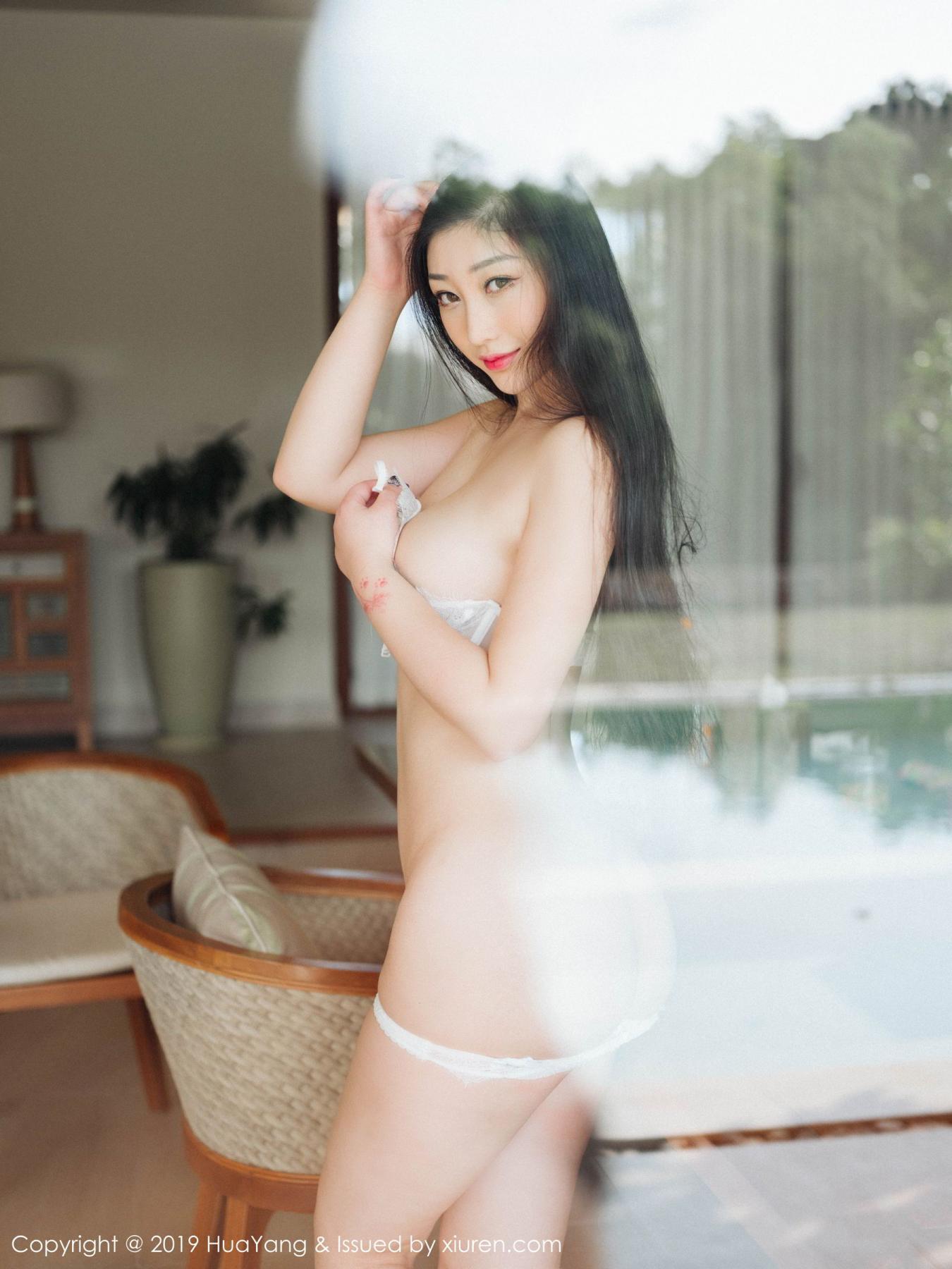[Huayang] Vol.132 Da Ji Toxic 23P, Adult, Big Booty, Da Ji Toxic, HuaYang, Underwear