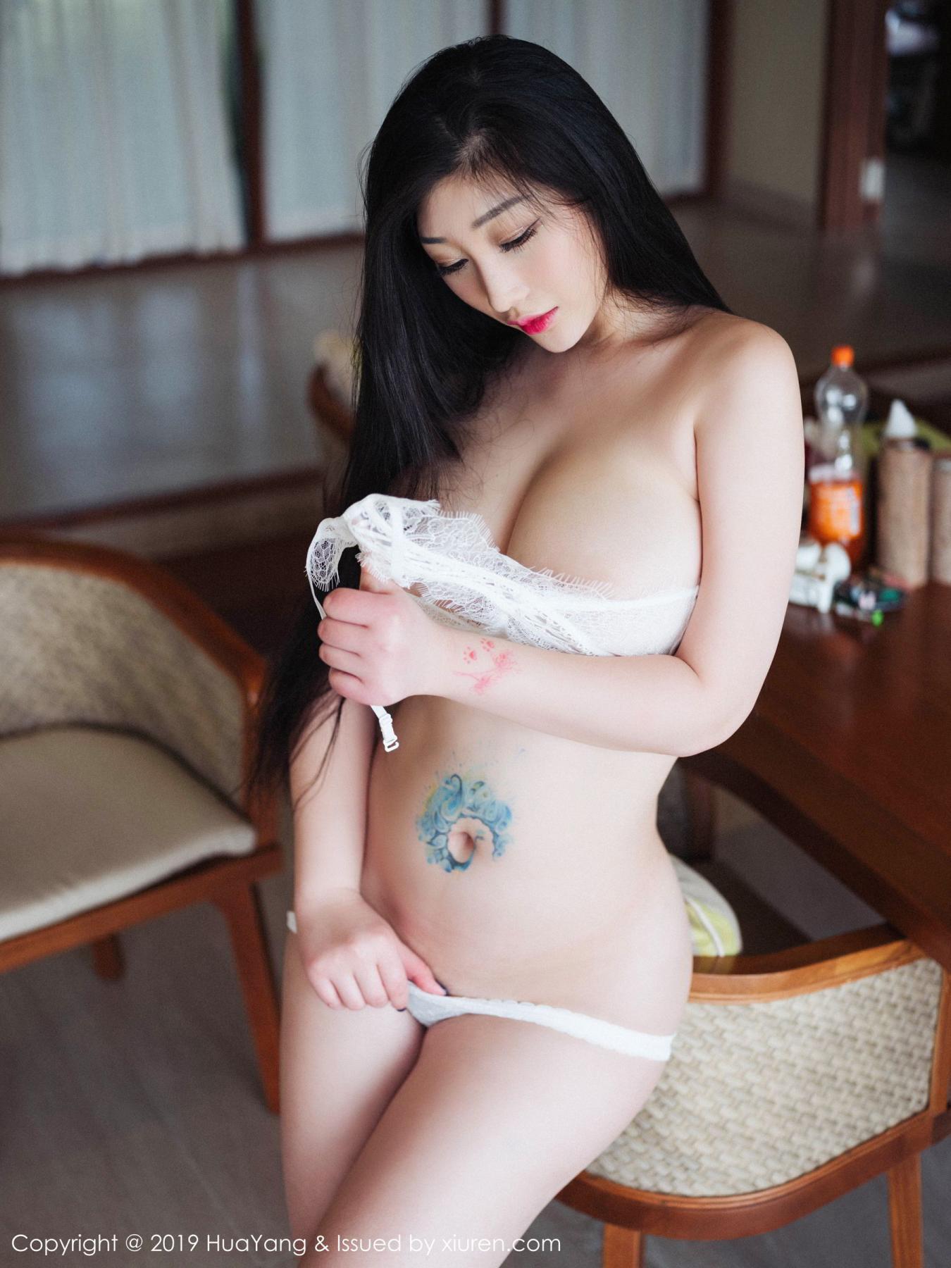[Huayang] Vol.132 Da Ji Toxic 30P, Adult, Big Booty, Da Ji Toxic, HuaYang, Underwear
