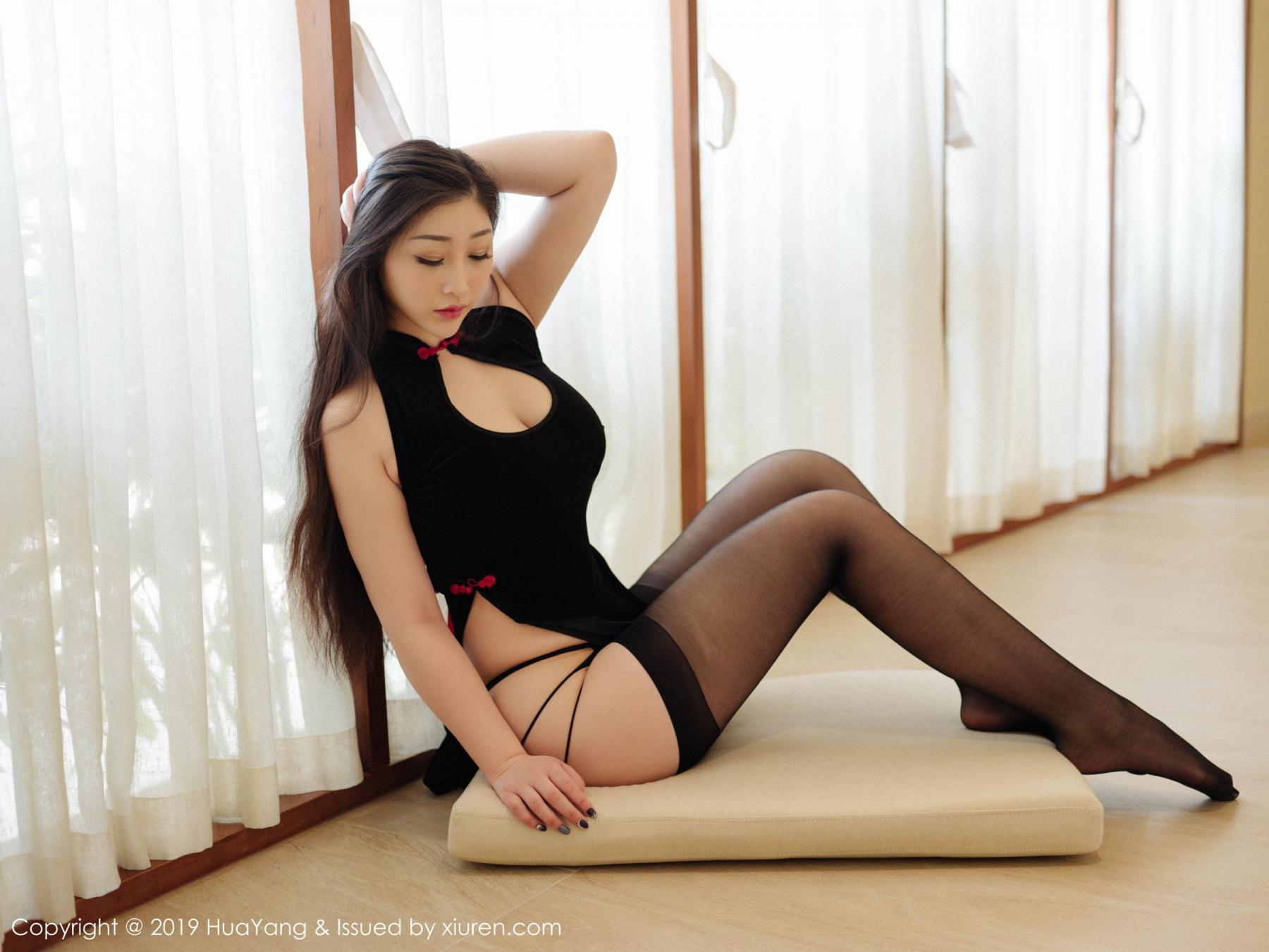 [Huayang] Vol.132 Da Ji Toxic 6P, Adult, Big Booty, Da Ji Toxic, HuaYang, Underwear