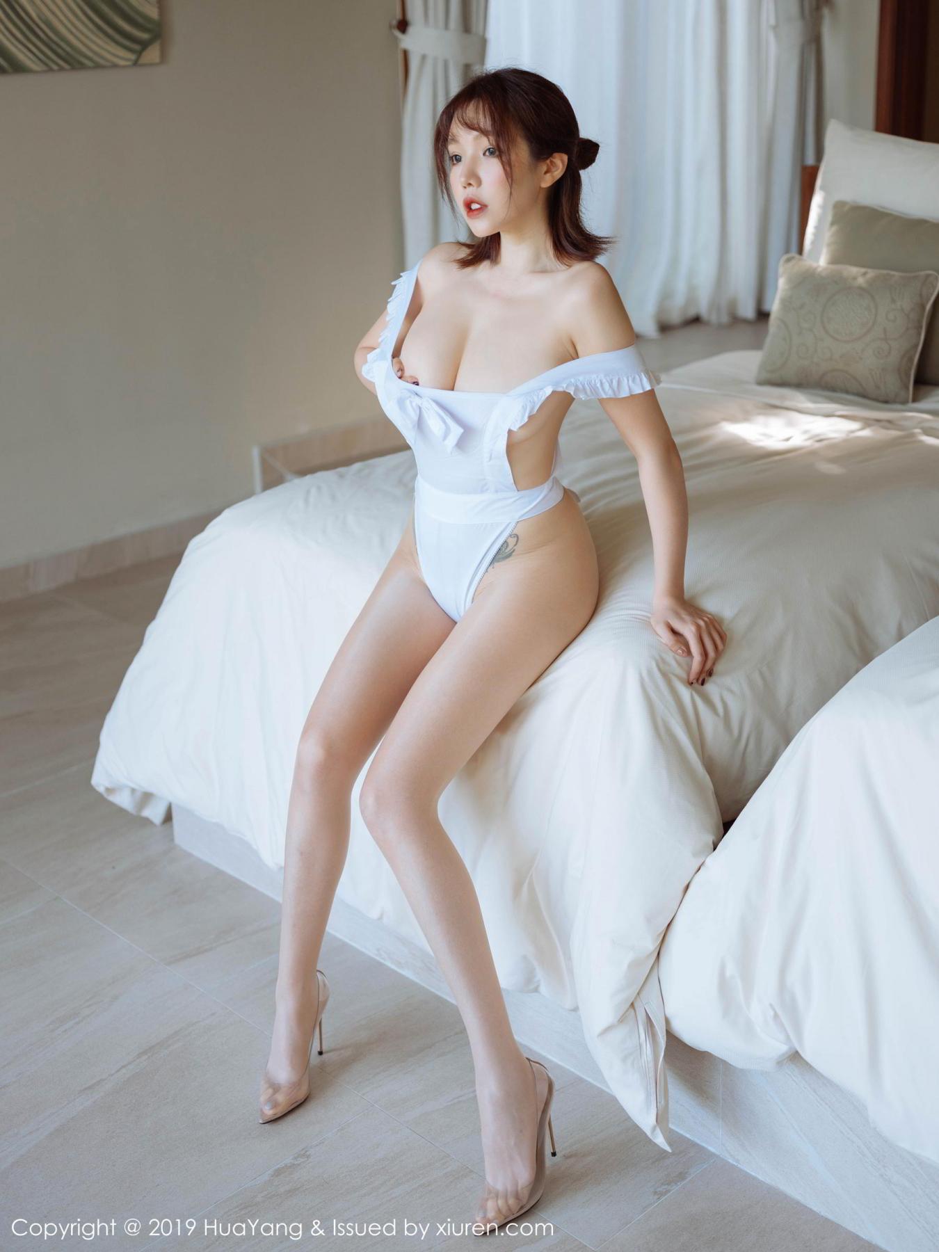 [Huayang] Vol.134 Huang Le Ran 11P, Huang Le Ran, HuaYang, Maid, Sexy