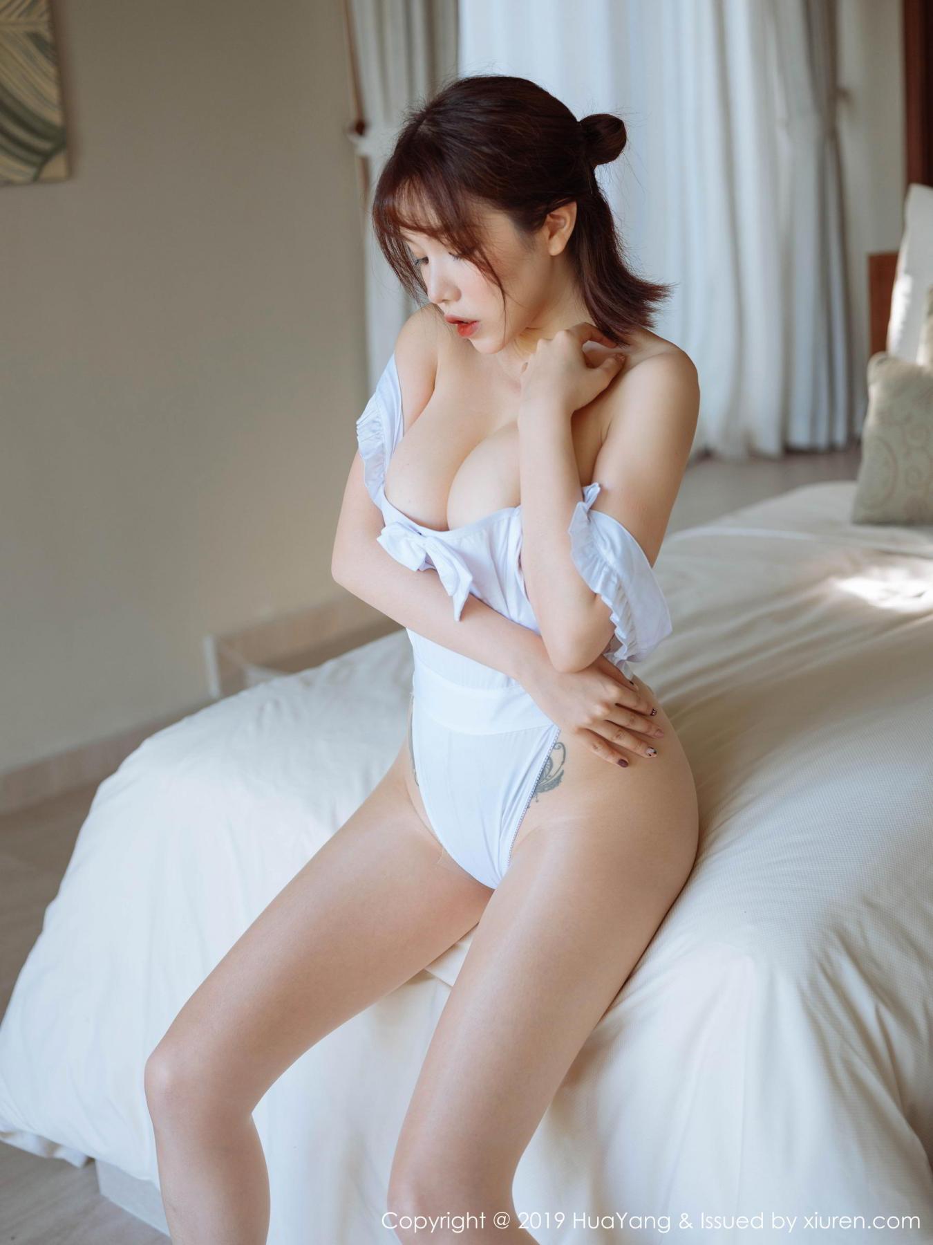 [Huayang] Vol.134 Huang Le Ran 12P, Huang Le Ran, HuaYang, Maid, Sexy
