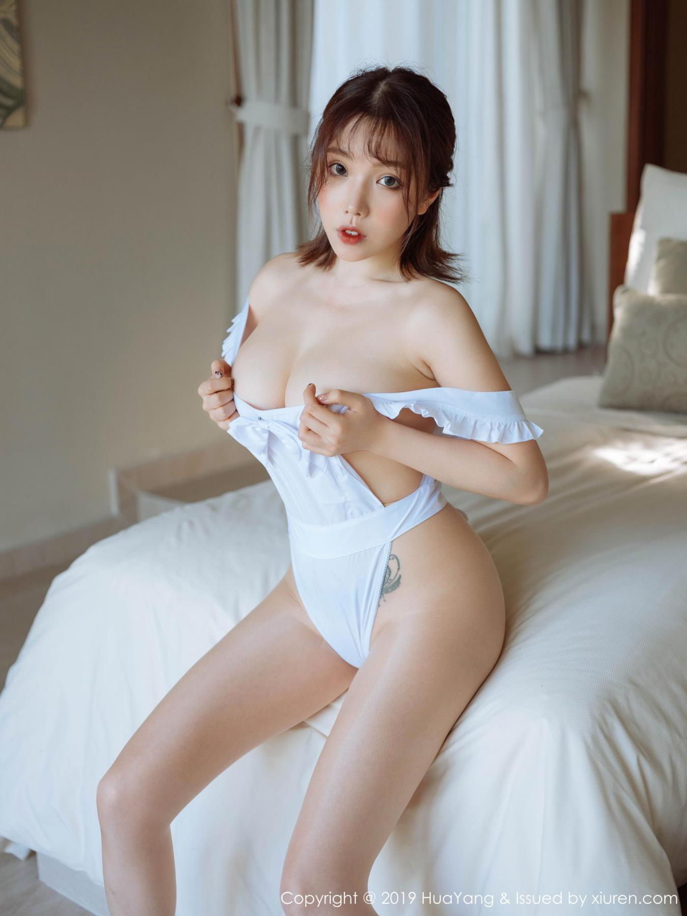 [Huayang] Vol.134 Huang Le Ran 13P, Huang Le Ran, HuaYang, Maid, Sexy