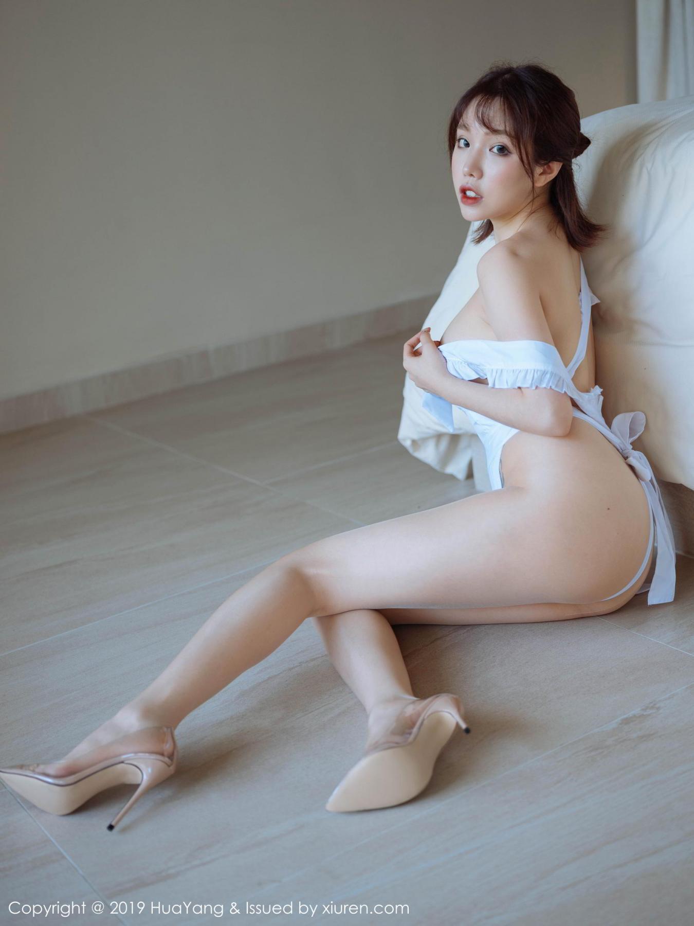 [Huayang] Vol.134 Huang Le Ran 16P, Huang Le Ran, HuaYang, Maid, Sexy
