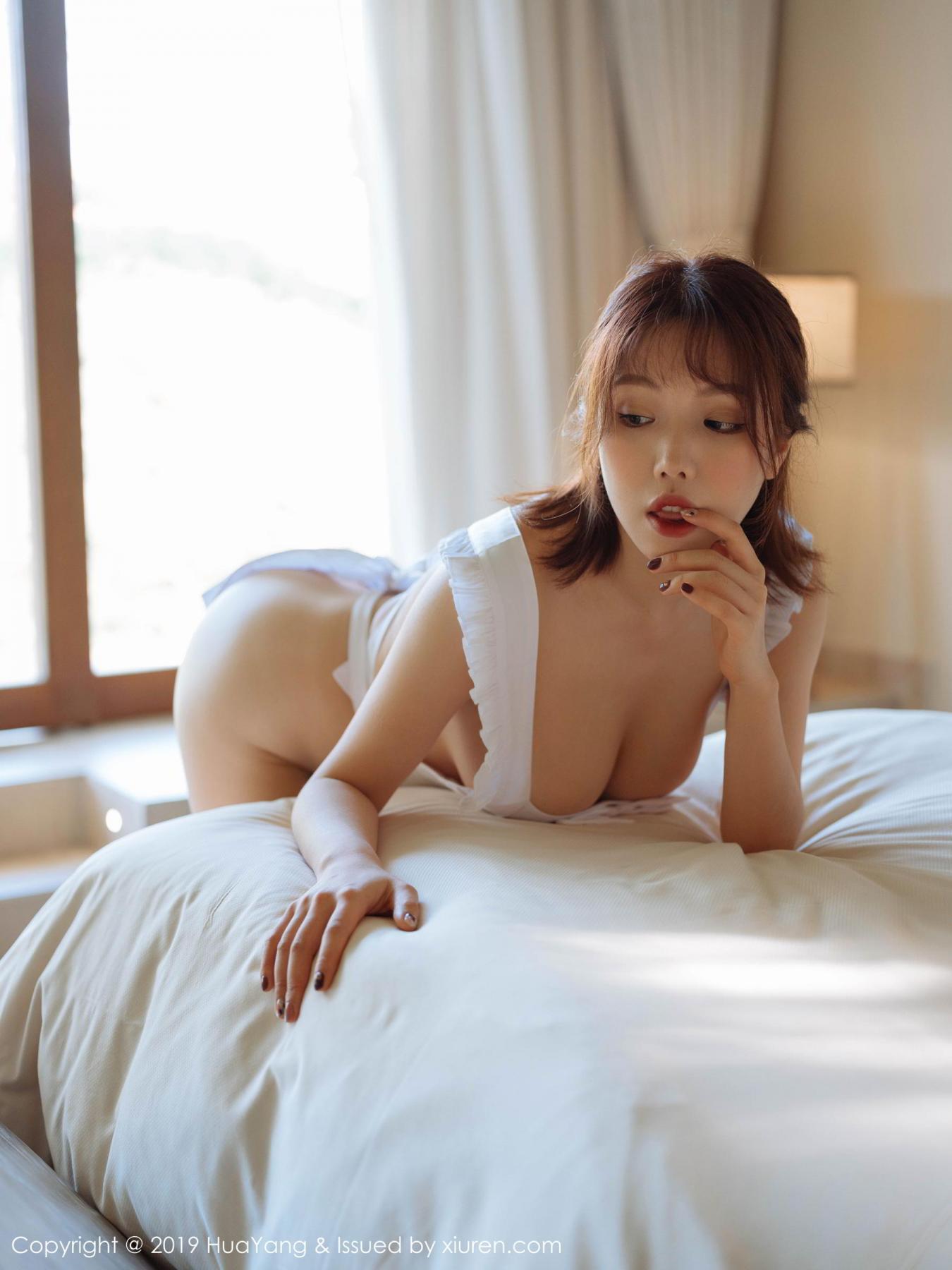 [Huayang] Vol.134 Huang Le Ran 22P, Huang Le Ran, HuaYang, Maid, Sexy