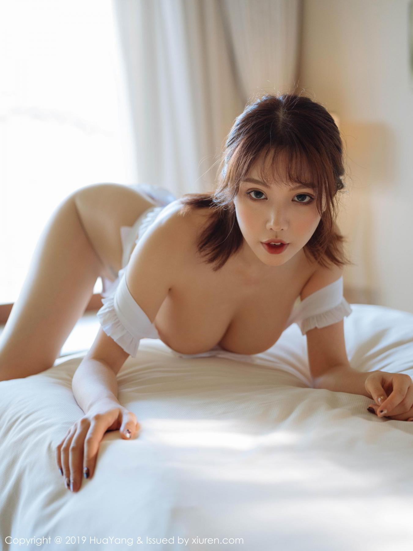 [Huayang] Vol.134 Huang Le Ran 24P, Huang Le Ran, HuaYang, Maid, Sexy