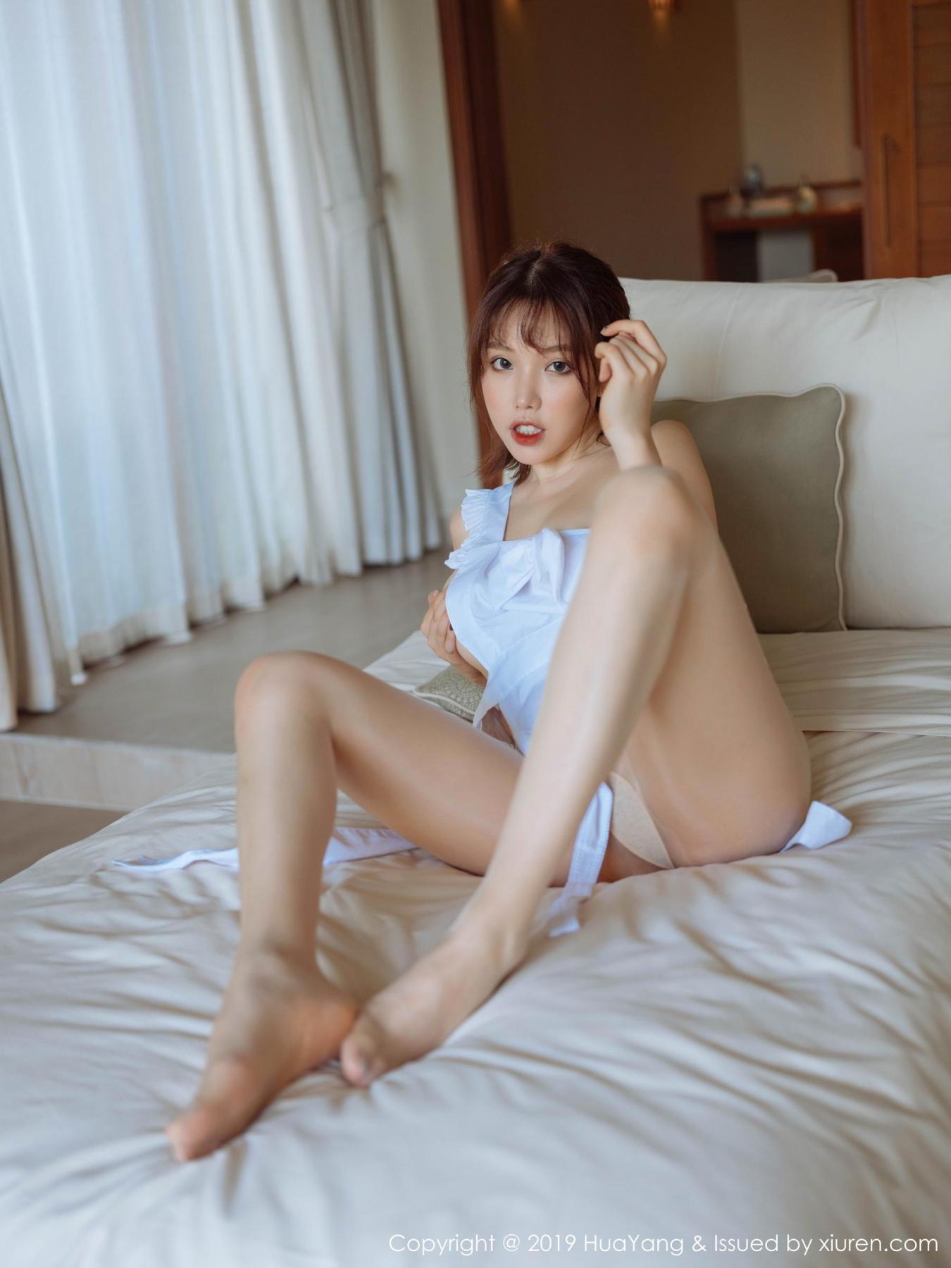 [Huayang] Vol.134 Huang Le Ran 38P, Huang Le Ran, HuaYang, Maid, Sexy