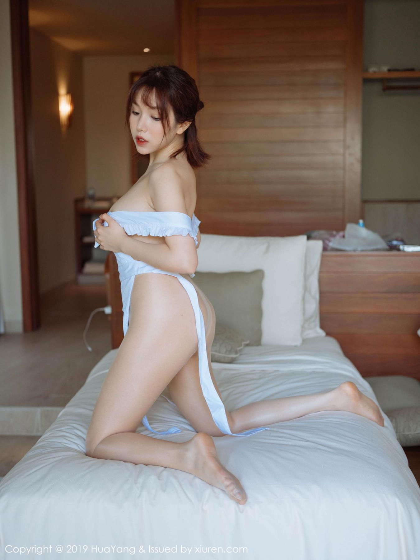[Huayang] Vol.134 Huang Le Ran 42P, Huang Le Ran, HuaYang, Maid, Sexy