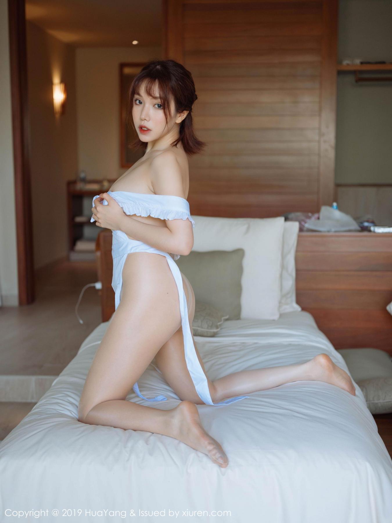 [Huayang] Vol.134 Huang Le Ran 43P, Huang Le Ran, HuaYang, Maid, Sexy