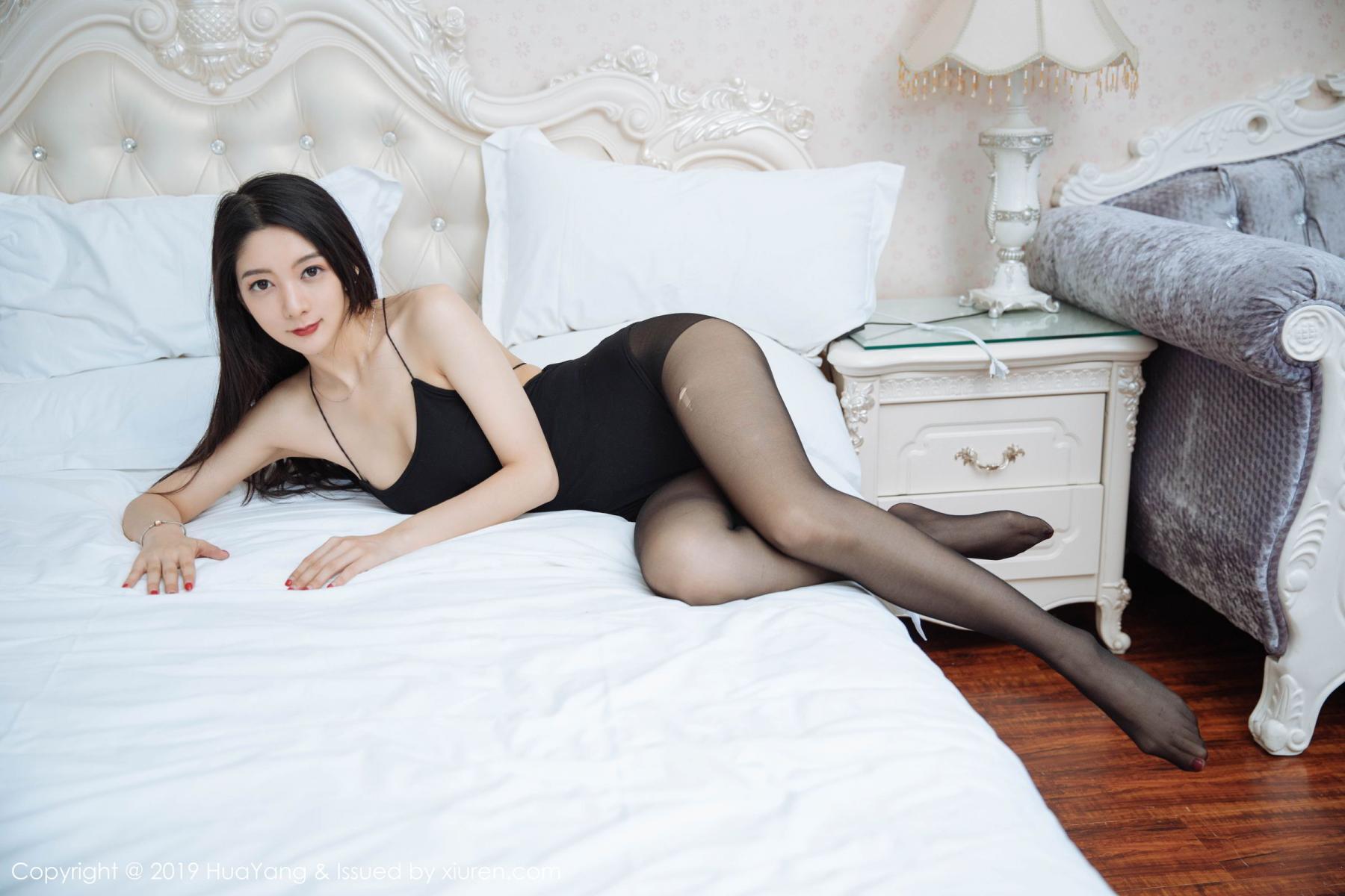 [Huayang] Vol.137 Di Yi 17P, Di Yi, HuaYang, Tall
