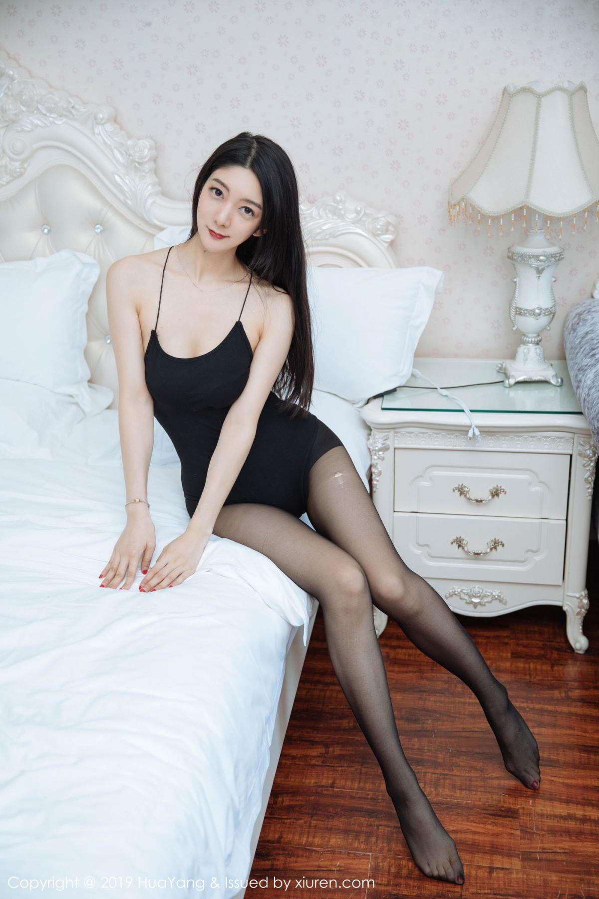 [Huayang] Vol.137 Di Yi 4P, Di Yi, HuaYang, Tall