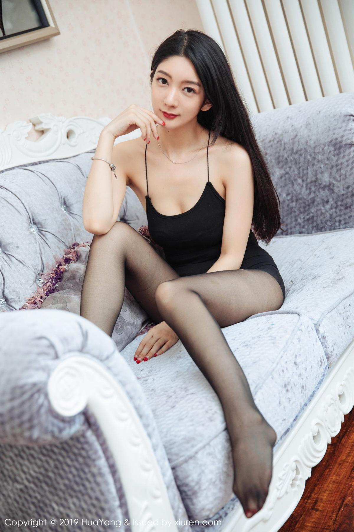 [Huayang] Vol.137 Di Yi 8P, Di Yi, HuaYang, Tall