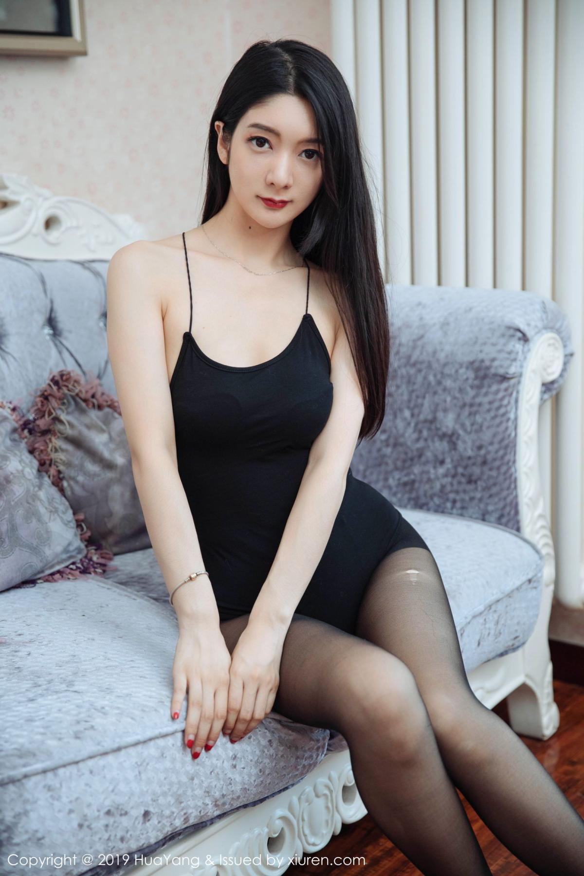 [Huayang] Vol.137 Di Yi 9P, Di Yi, HuaYang, Tall