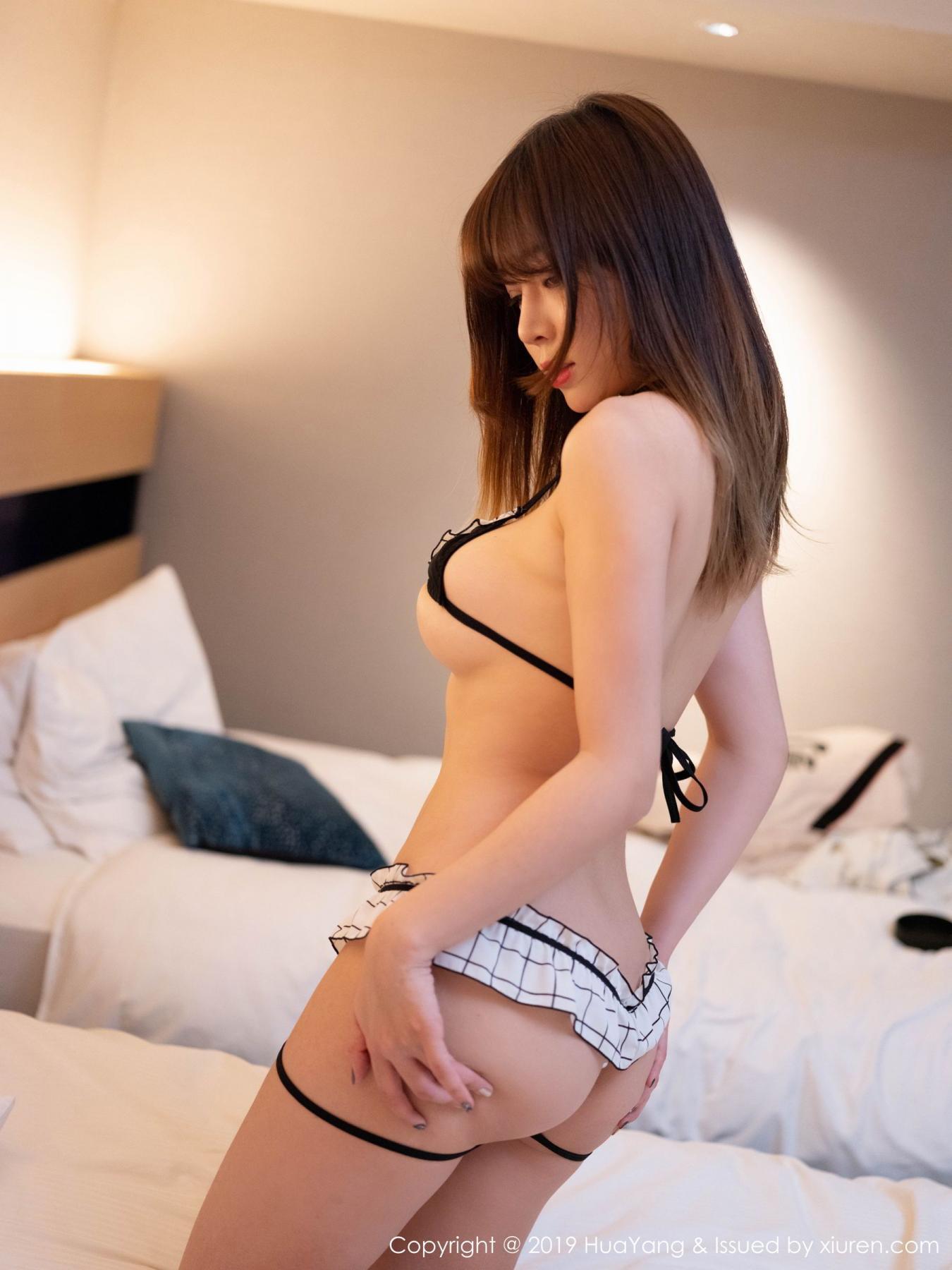 [Huayang] Vol.146 Wang Yu Chun 10P, HuaYang, Sexy, Underwear, Wang Yu Chun