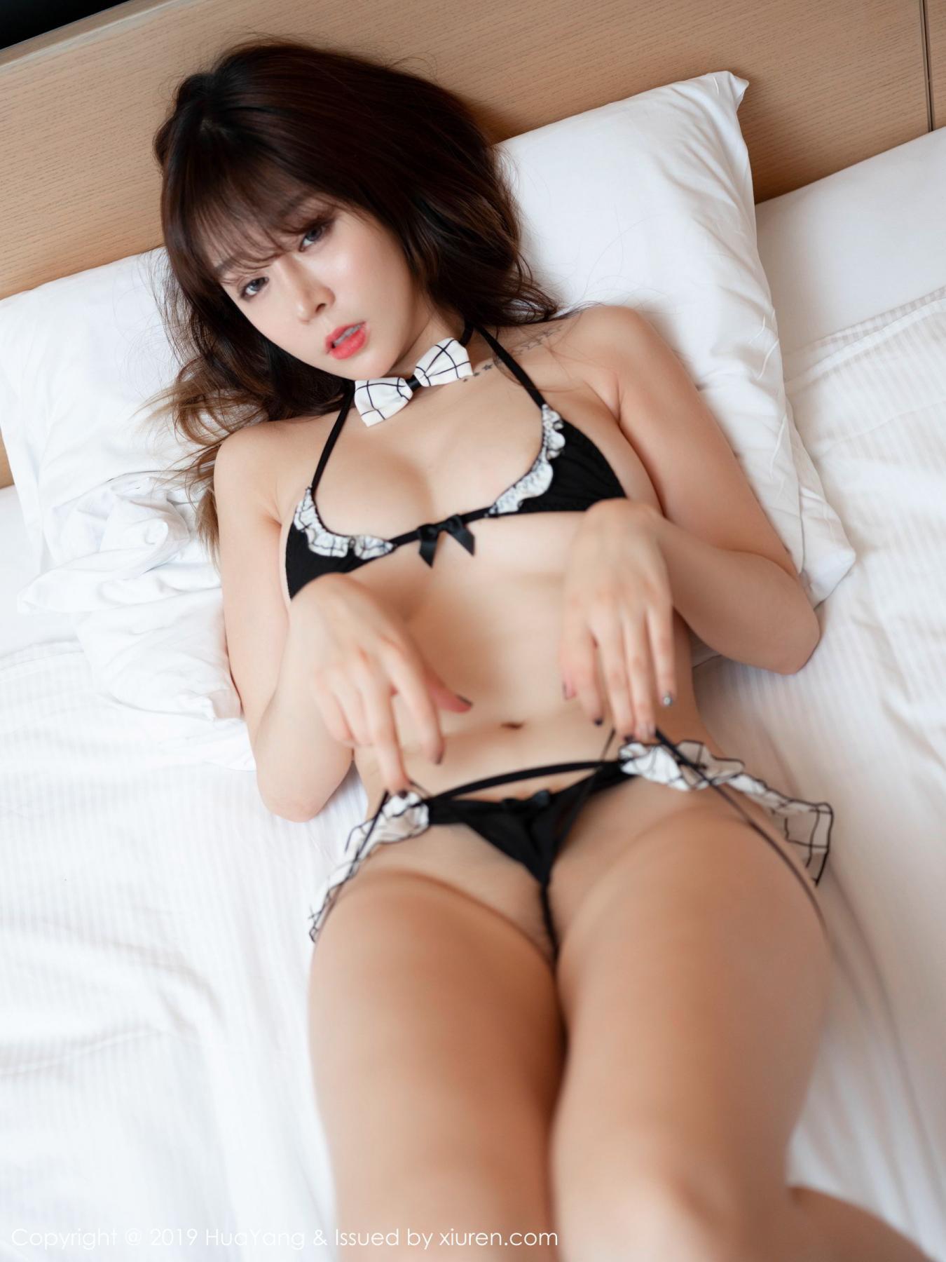 [Huayang] Vol.146 Wang Yu Chun 13P, HuaYang, Sexy, Underwear, Wang Yu Chun