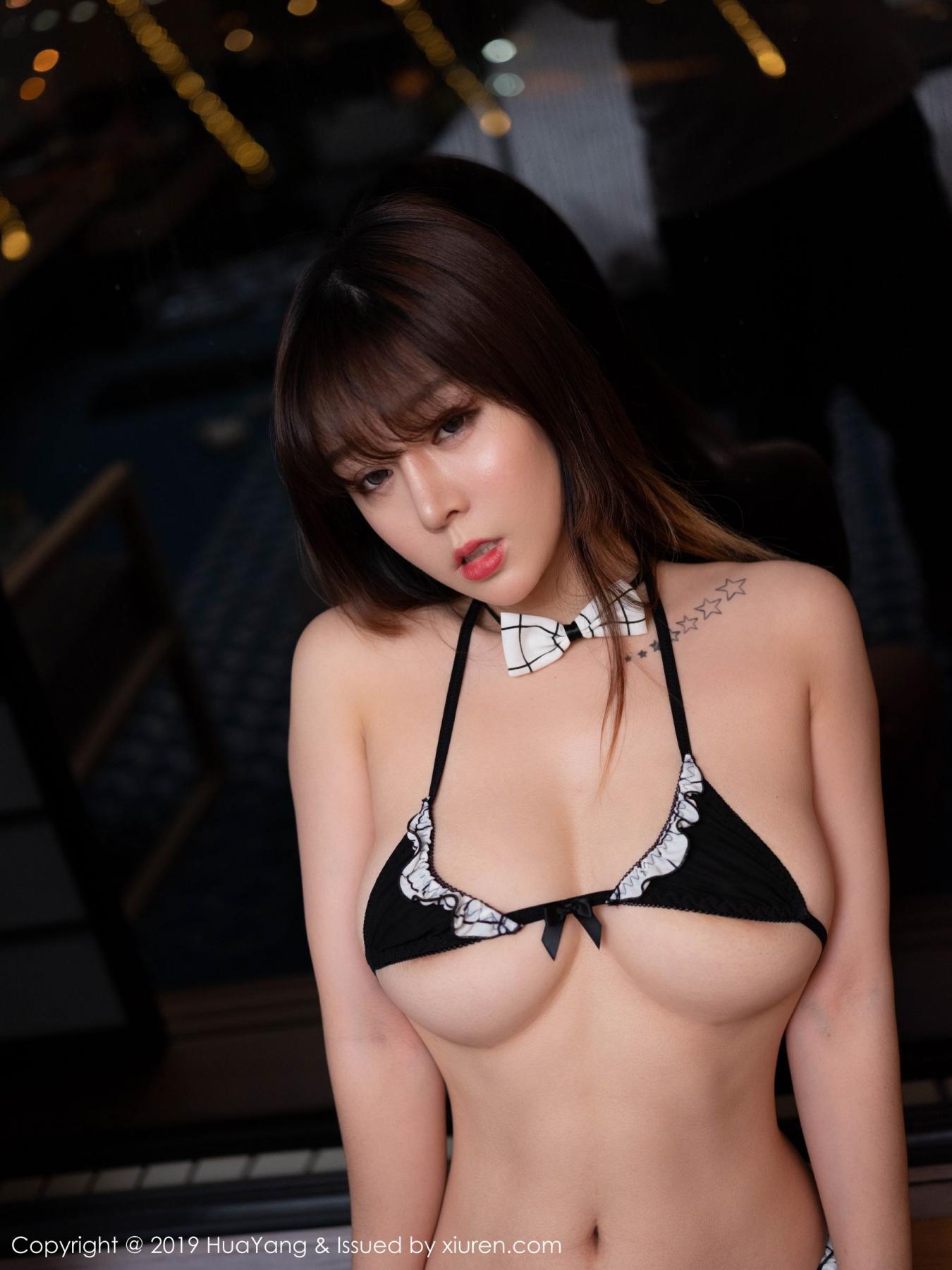 [Huayang] Vol.146 Wang Yu Chun 14P, HuaYang, Sexy, Underwear, Wang Yu Chun