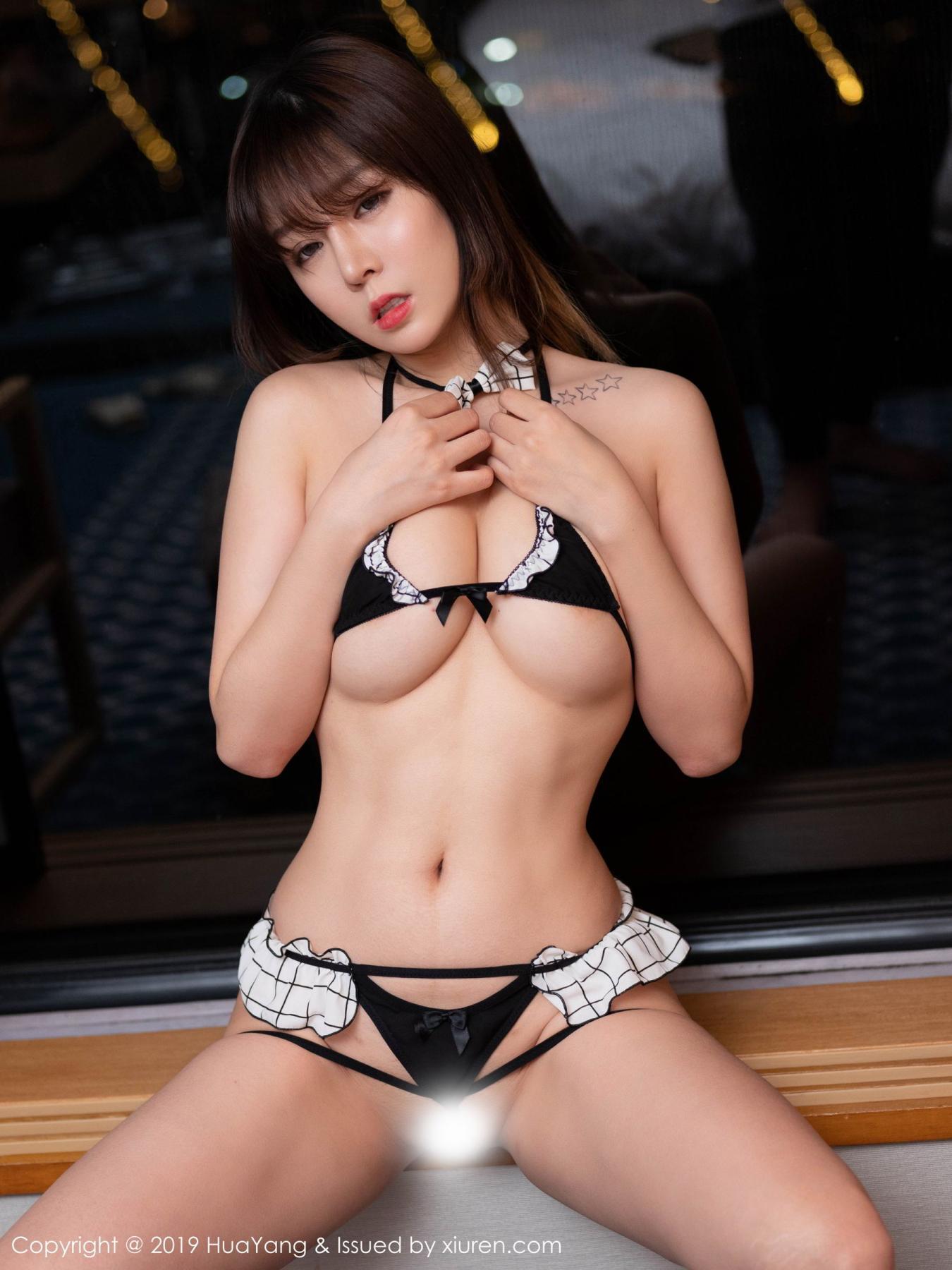[Huayang] Vol.146 Wang Yu Chun 15P, HuaYang, Sexy, Underwear, Wang Yu Chun