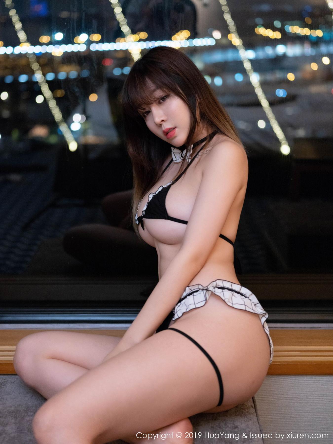 [Huayang] Vol.146 Wang Yu Chun 18P, HuaYang, Sexy, Underwear, Wang Yu Chun