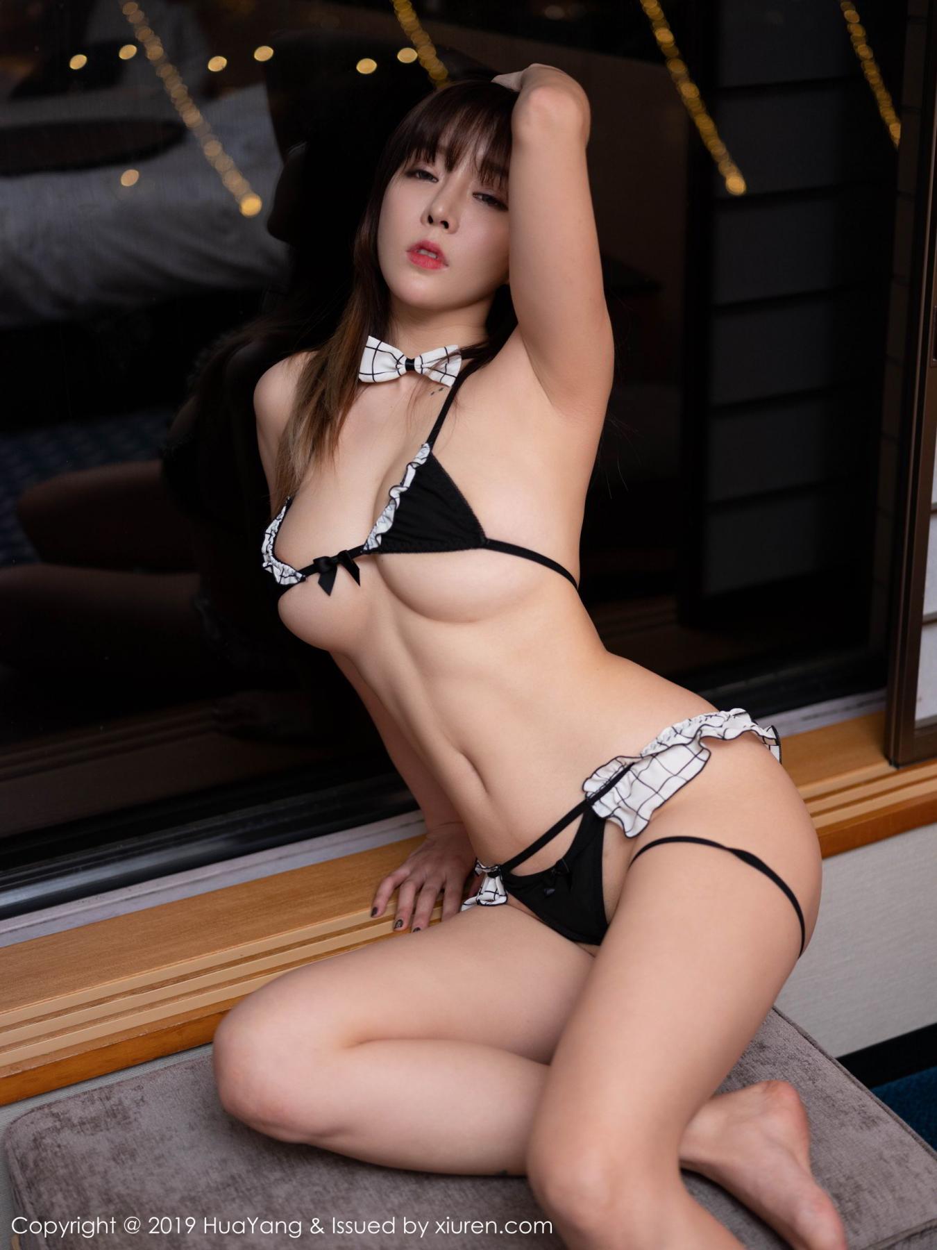 [Huayang] Vol.146 Wang Yu Chun 19P, HuaYang, Sexy, Underwear, Wang Yu Chun