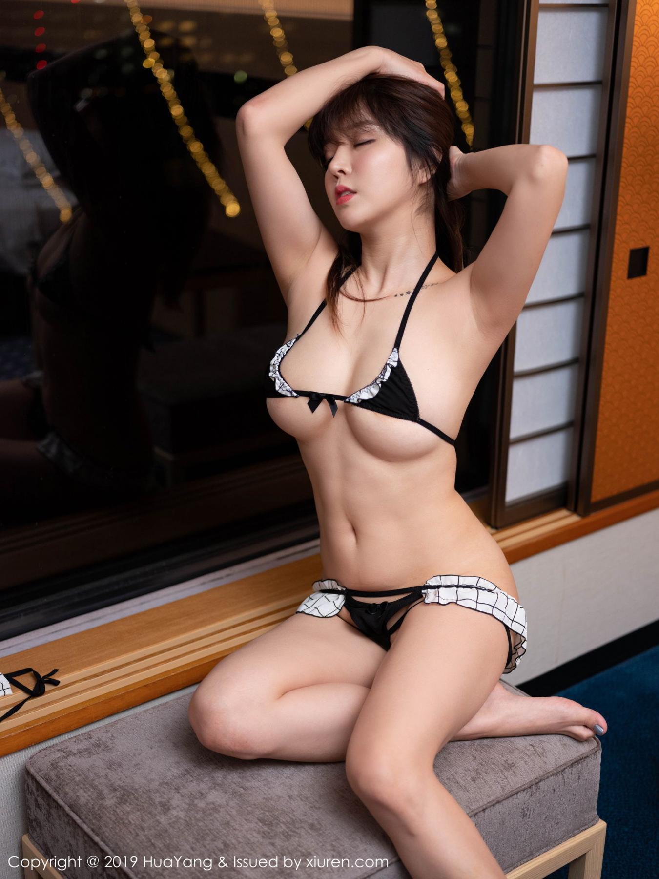 [Huayang] Vol.146 Wang Yu Chun 20P, HuaYang, Sexy, Underwear, Wang Yu Chun